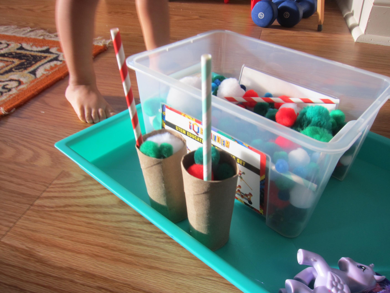Pom Pom Busy Box (6)