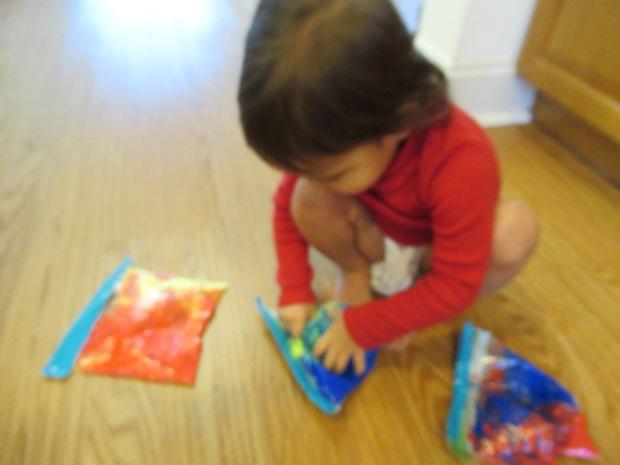 Rainbow Sensory Bag (4)