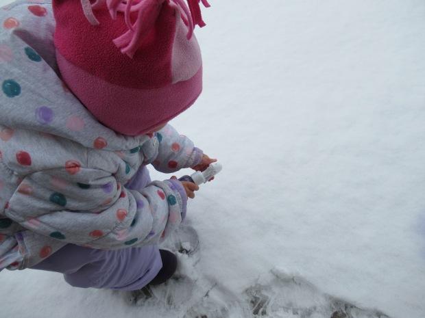 Snow Painting (2)