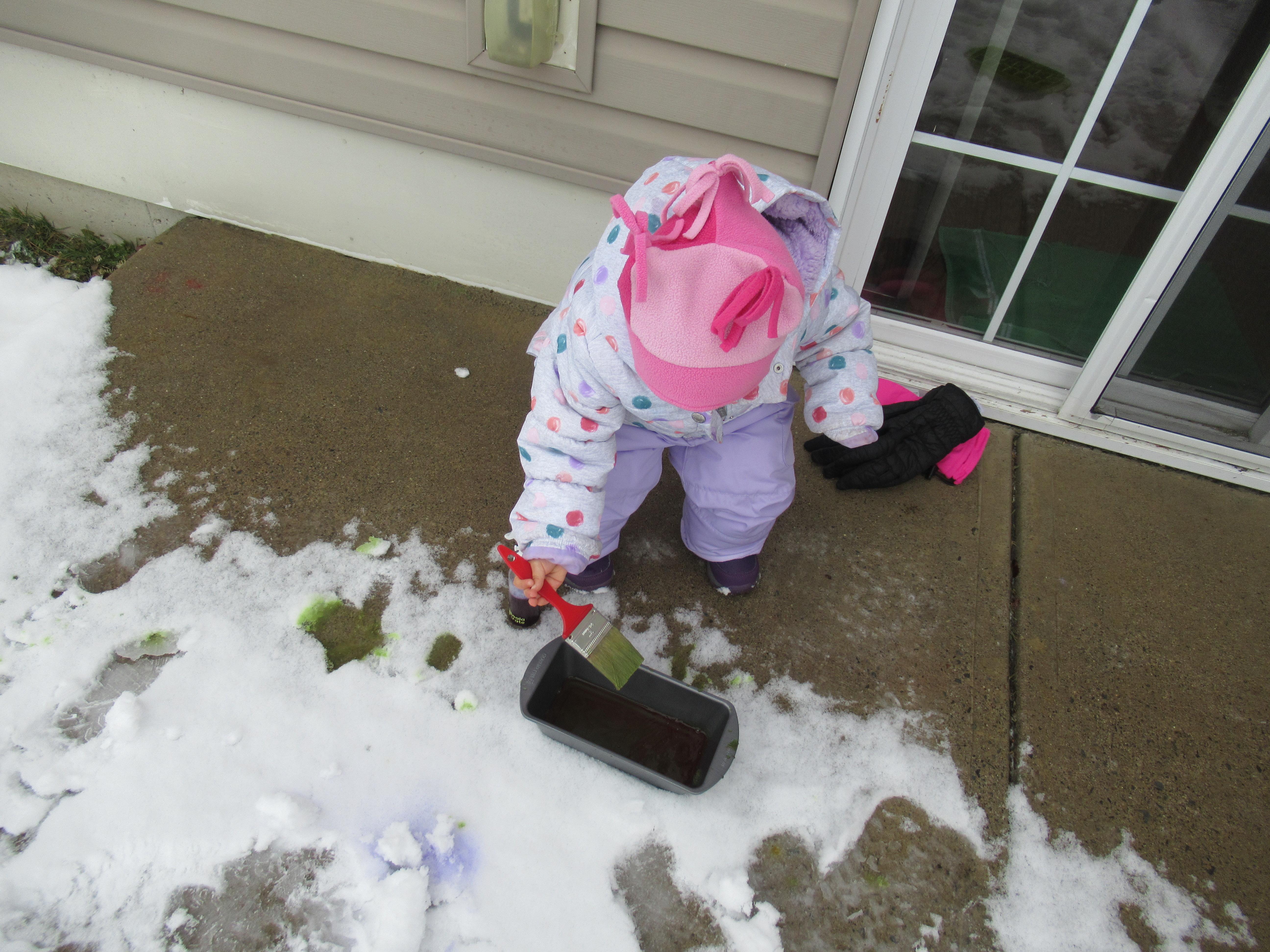 Snow Painting (4)