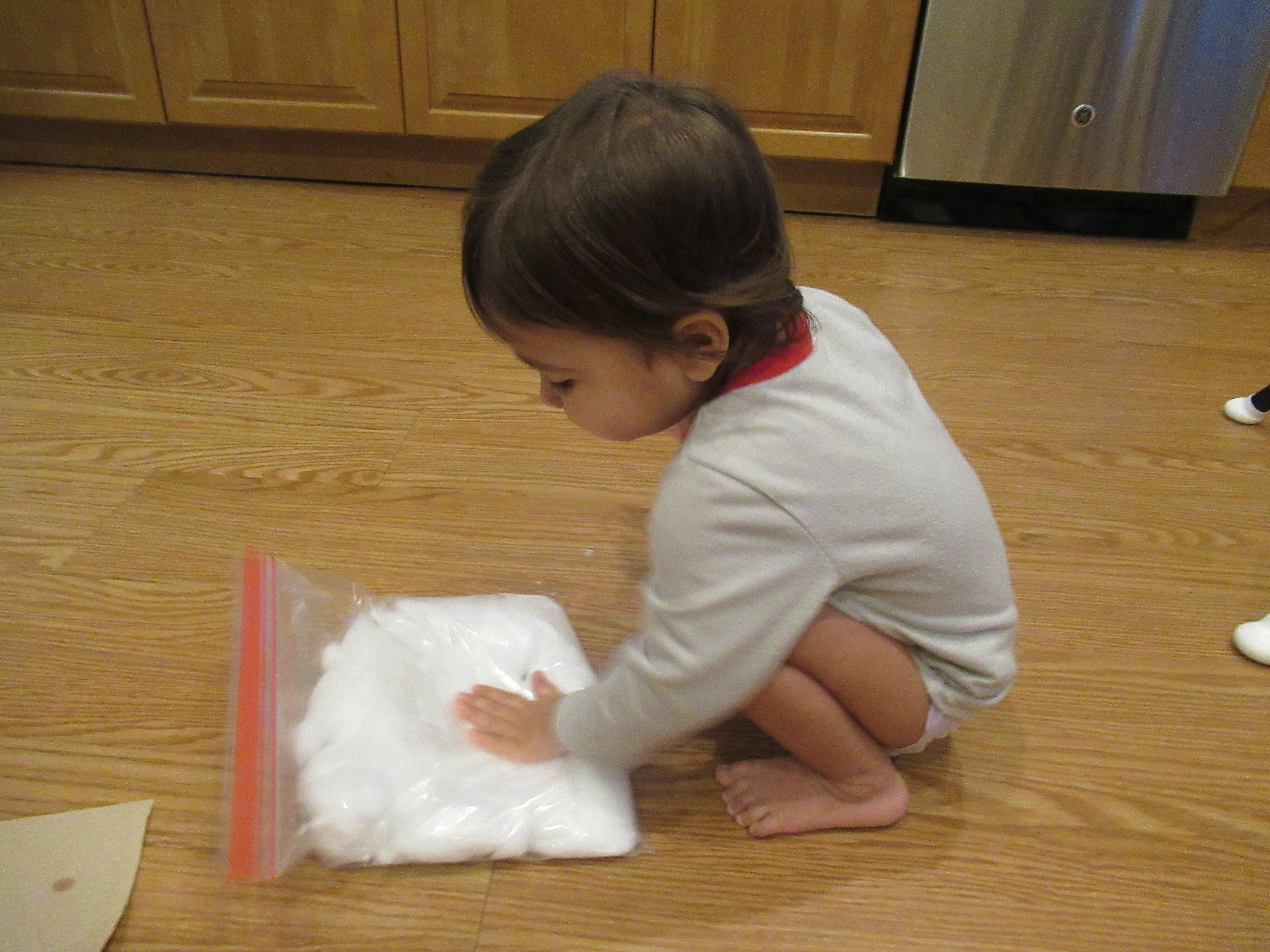 Snow Squishy Bag (2)