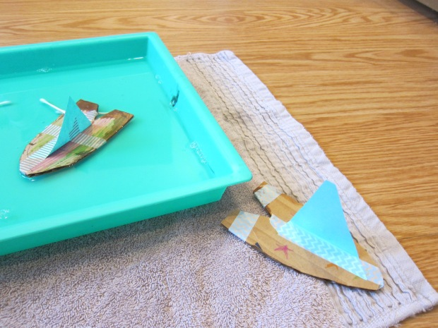 Soap-Powered Boats (6)