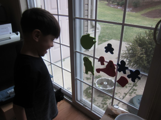 Water Powered Window Stickers (10)