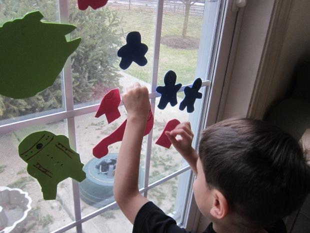 Water Powered Window Stickers (7)