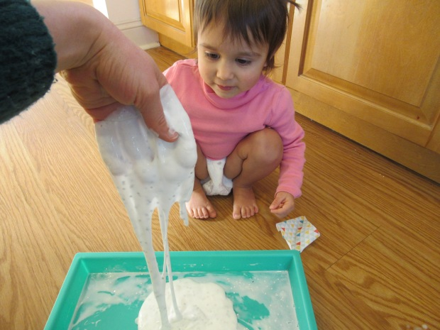 Winter Snowflake Slime (4)