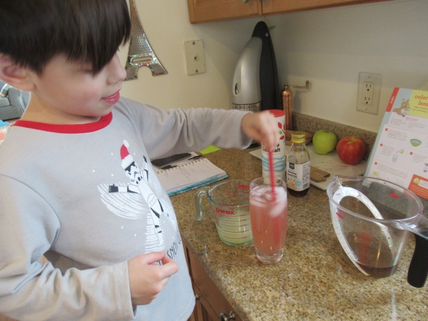 Color-Changing Lemonade (5)