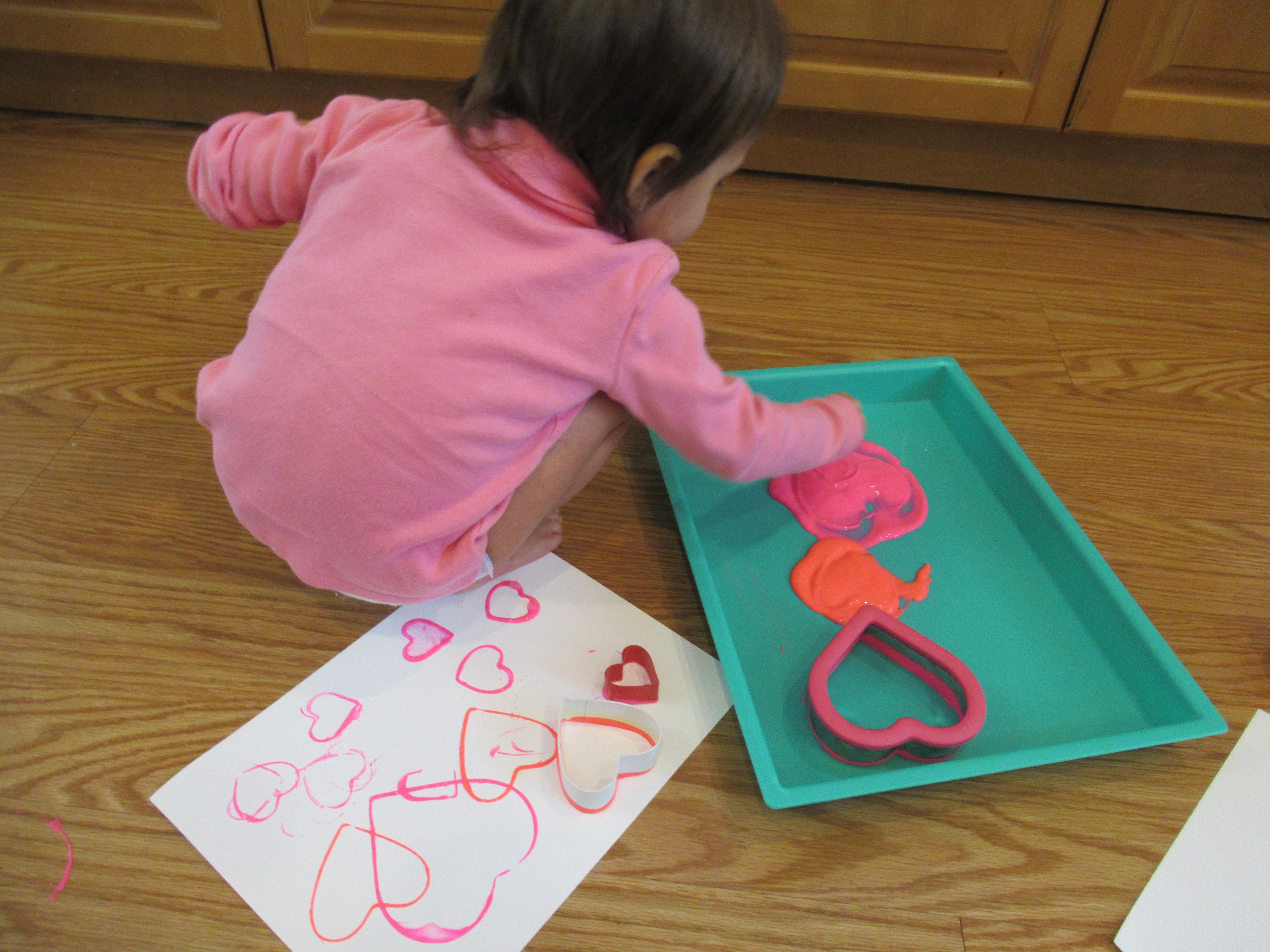 Cookie Cutter Valentines (4)