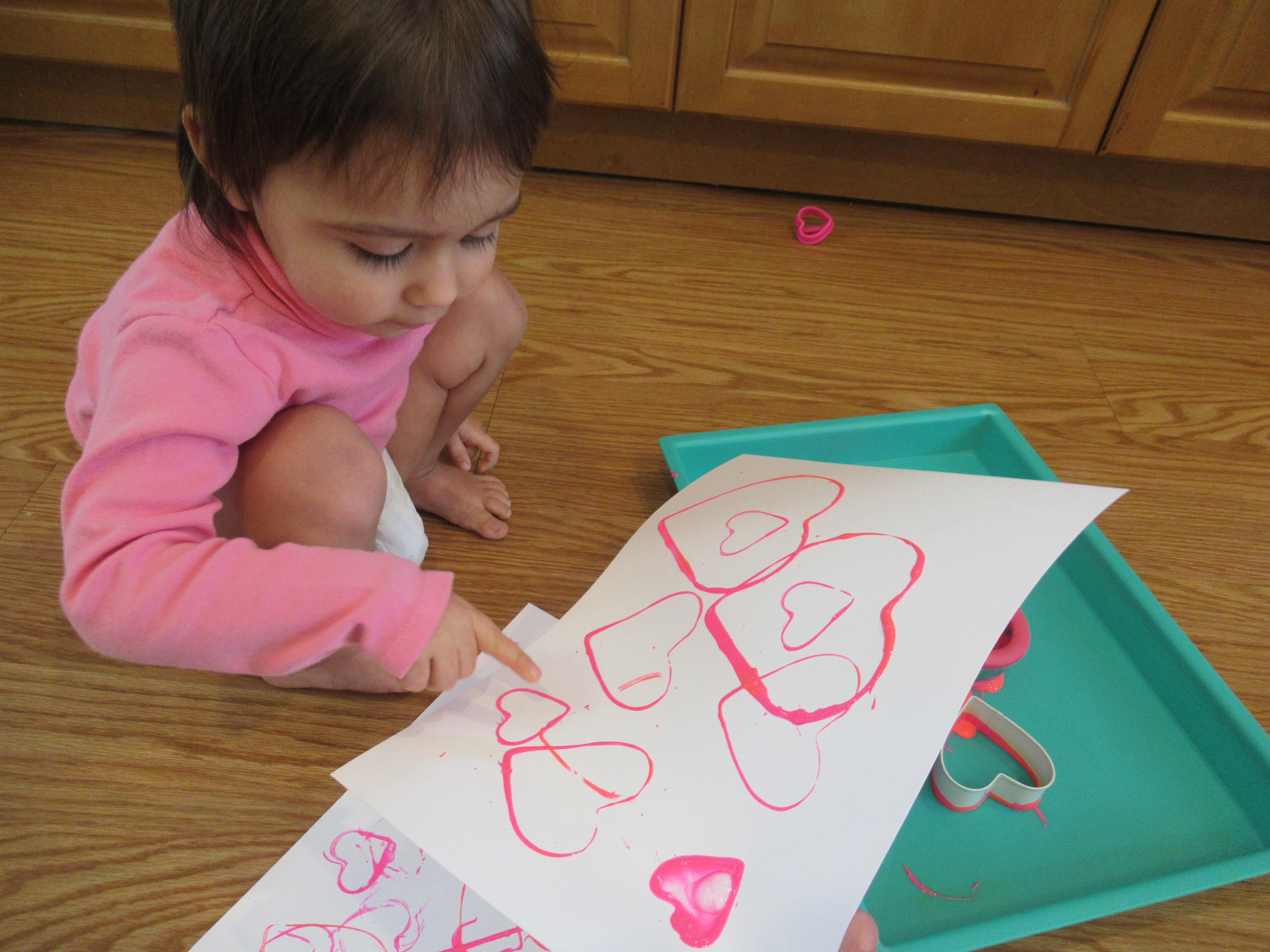 Cookie Cutter Valentines (6)