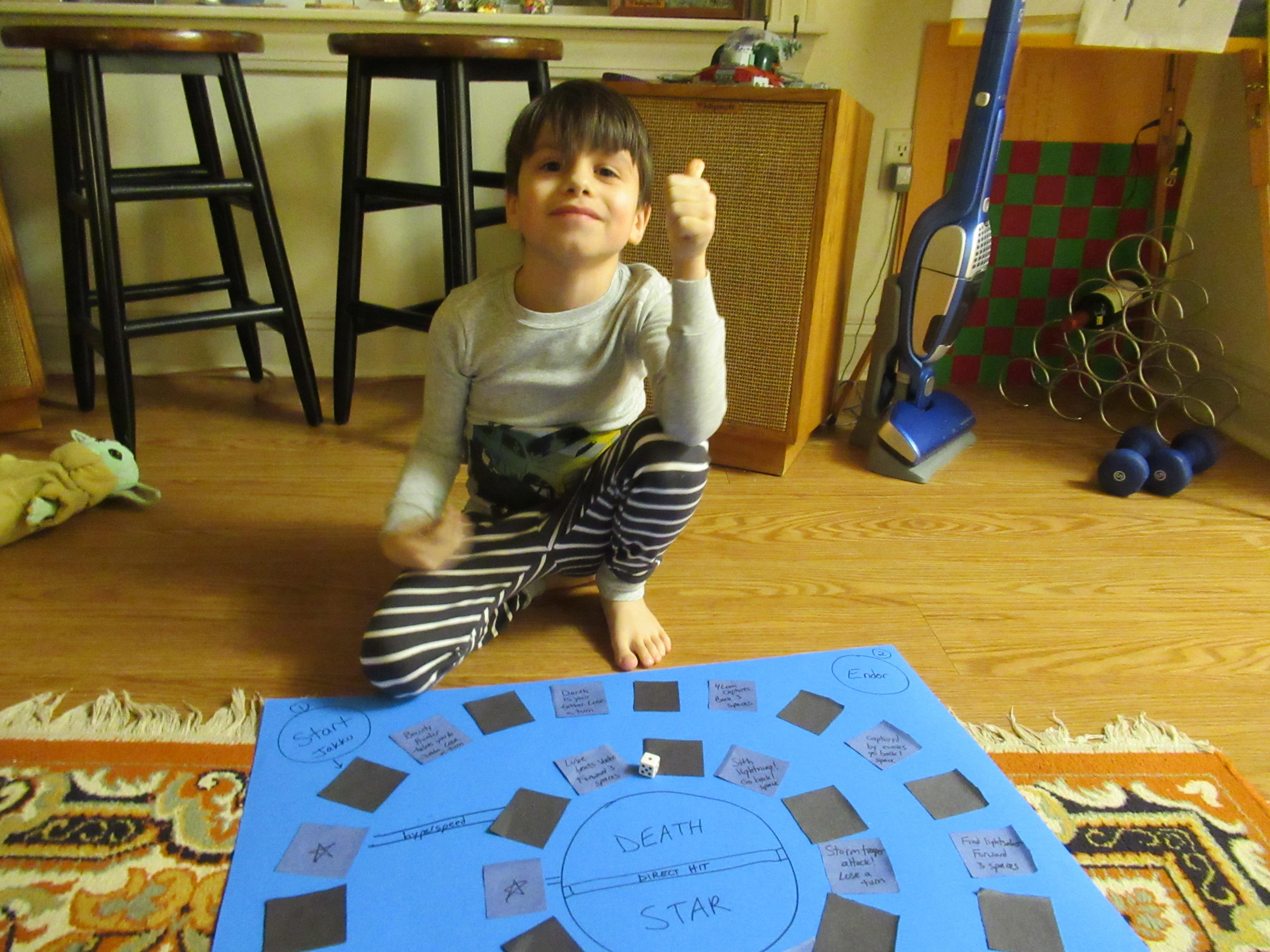 Create a Board Game (8)