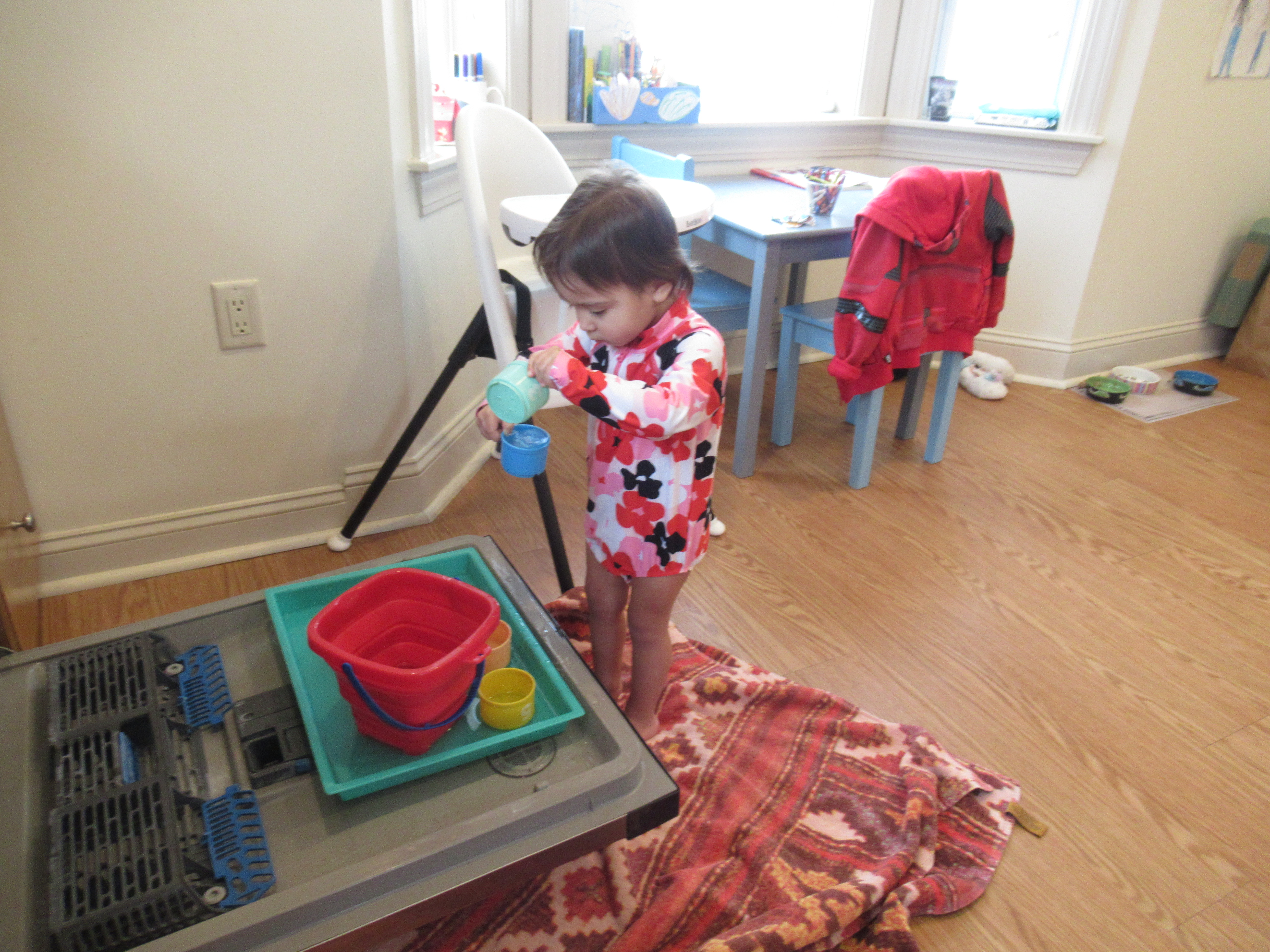Dishwasher Water Table (6)