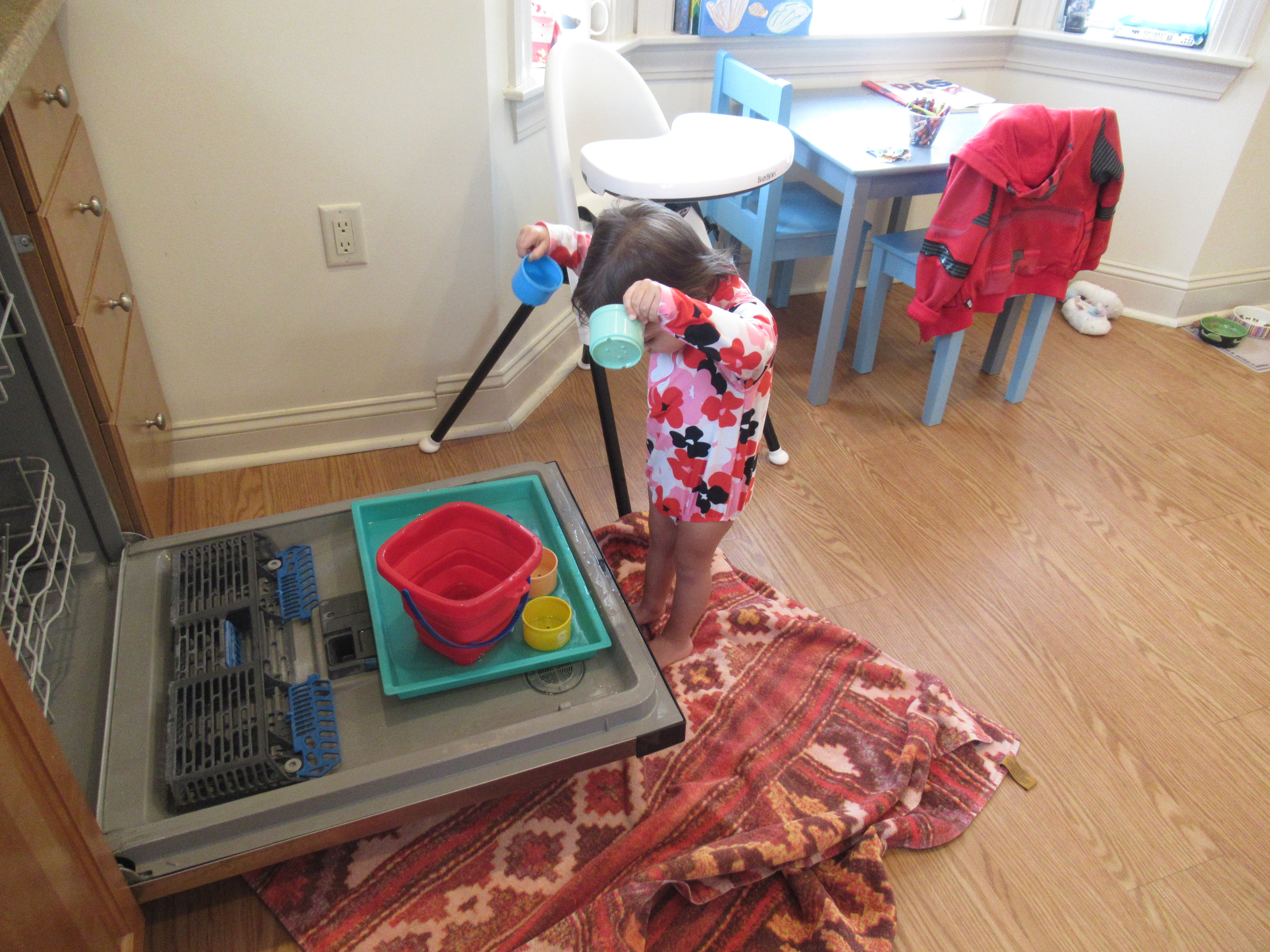 Dishwasher Water Table (7)