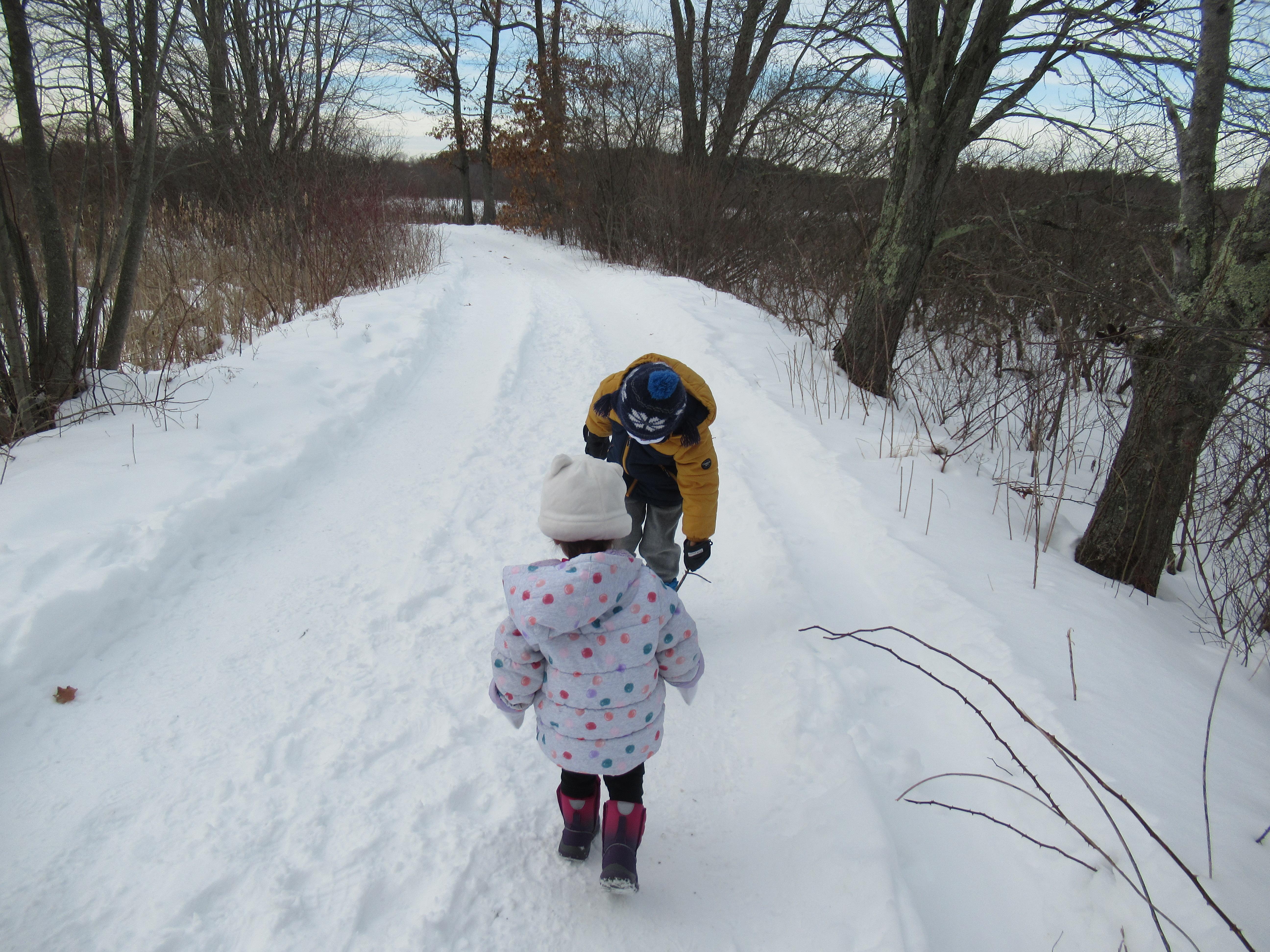 Distance Walk (3)