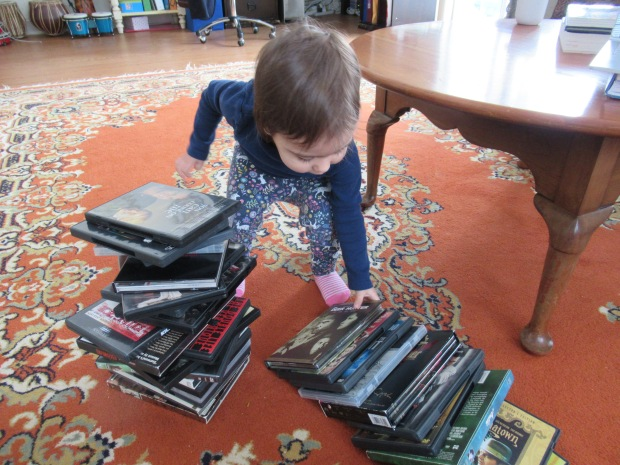 DVD Towers (4)
