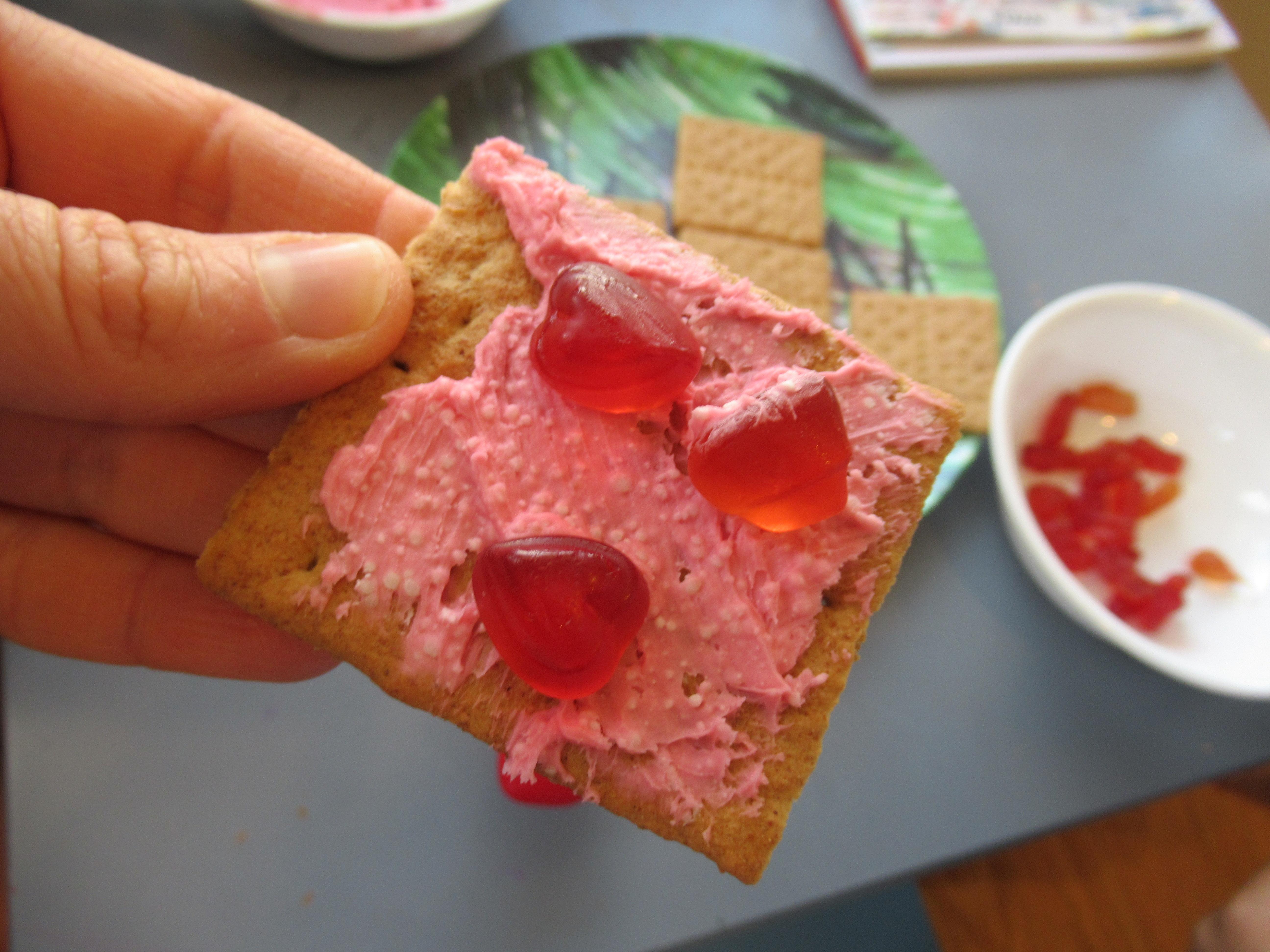 Edible Valentines (2)