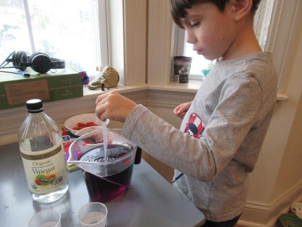 Kitchen Chemistry (2)