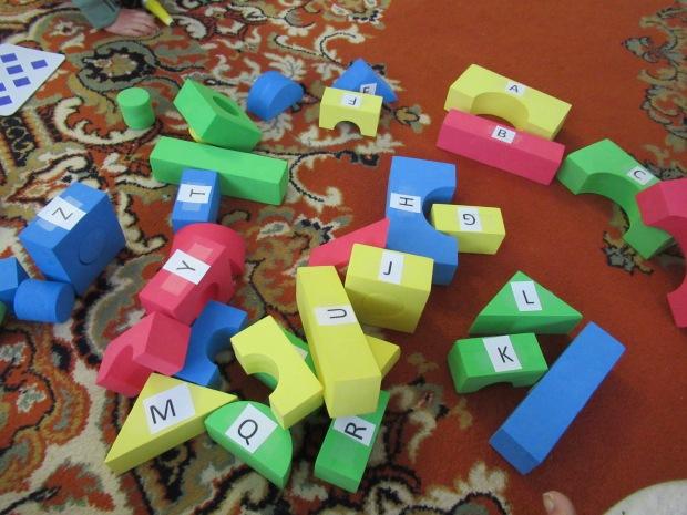 Letter Blocks (2)