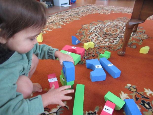 Letter Blocks (6)