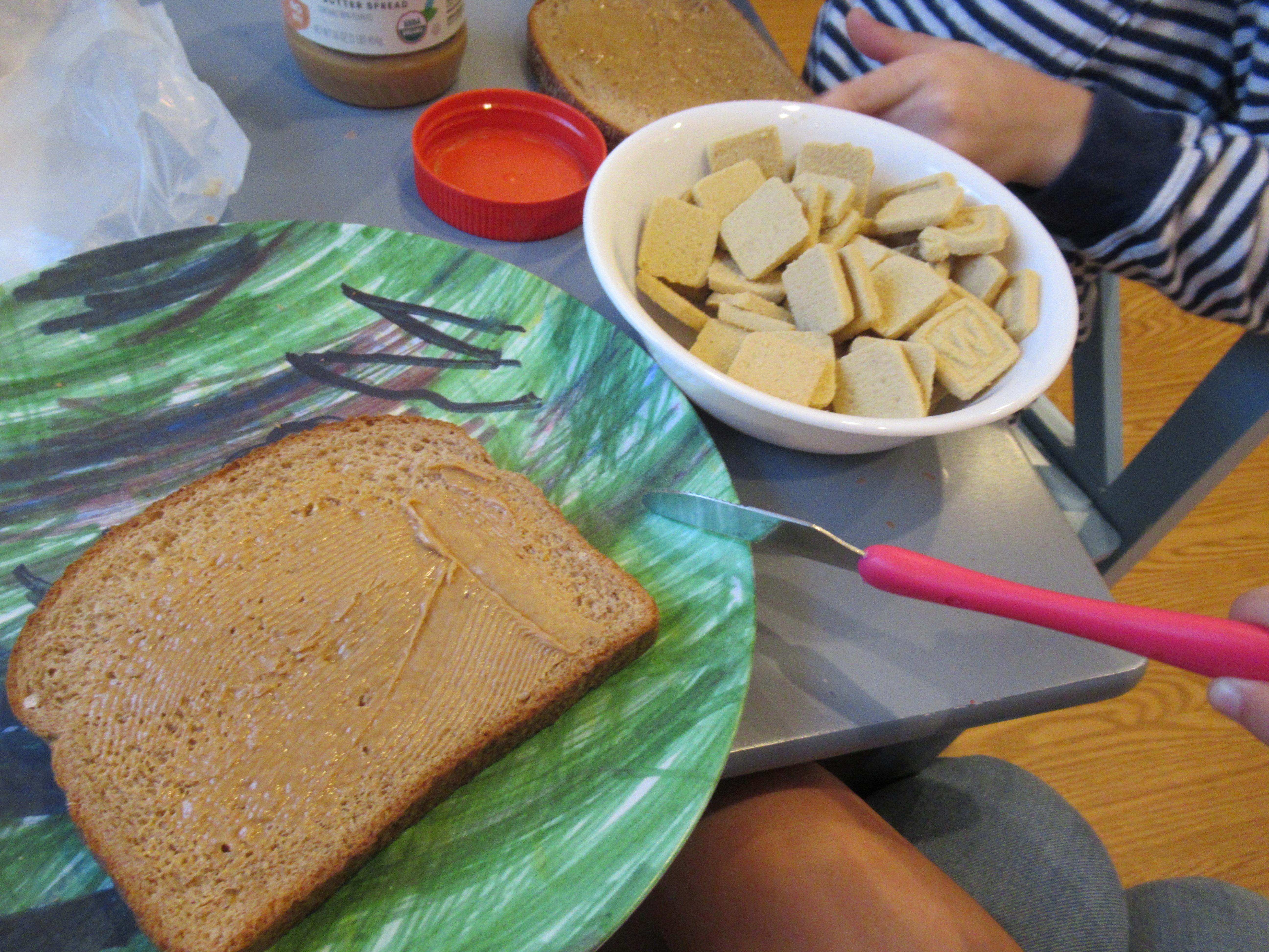 Letter Sandwiches (1)