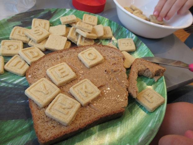 Letter Sandwiches (2)