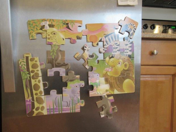 Magnet Puzzles (4)