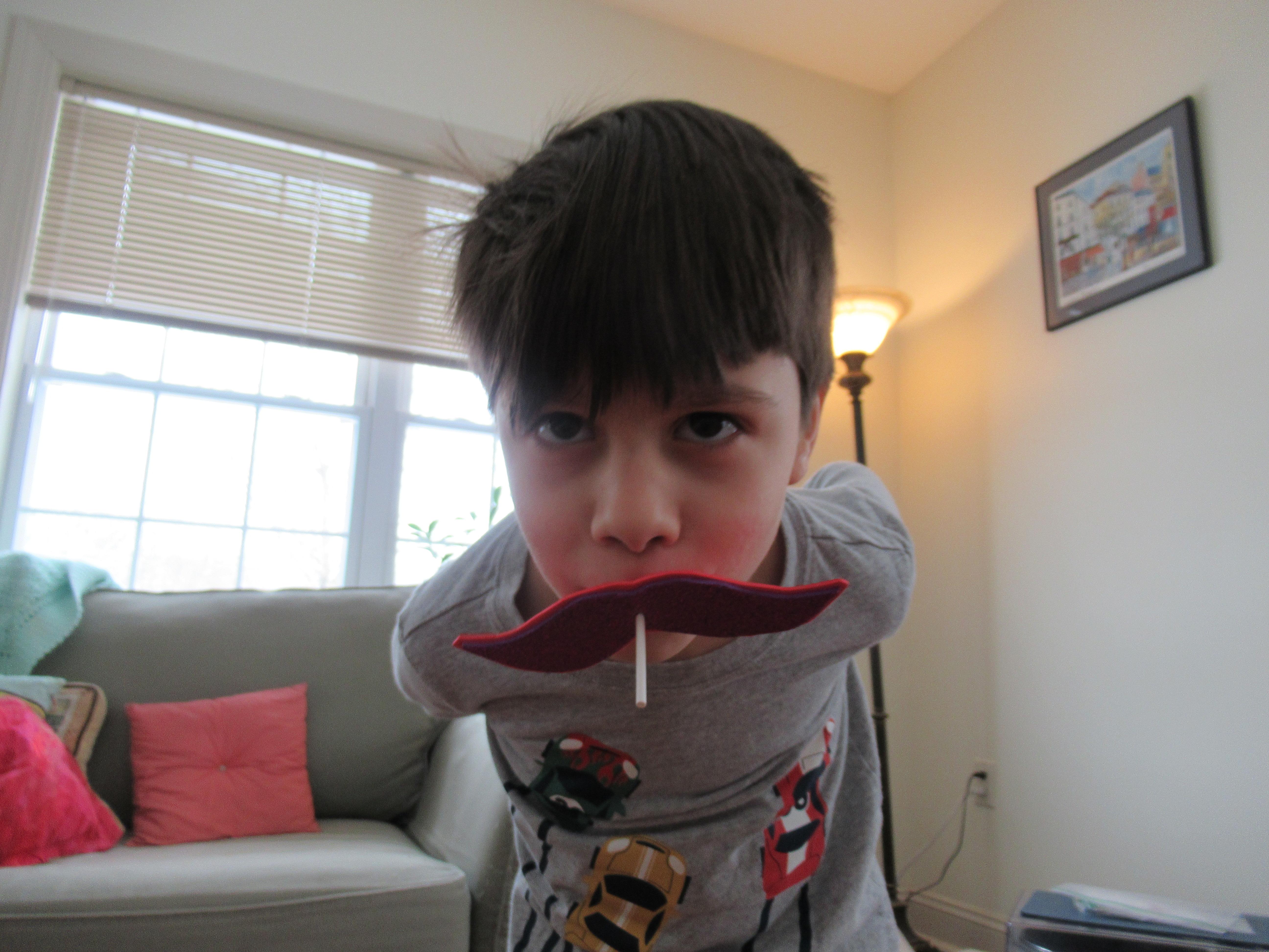 Mustache Pops(9)