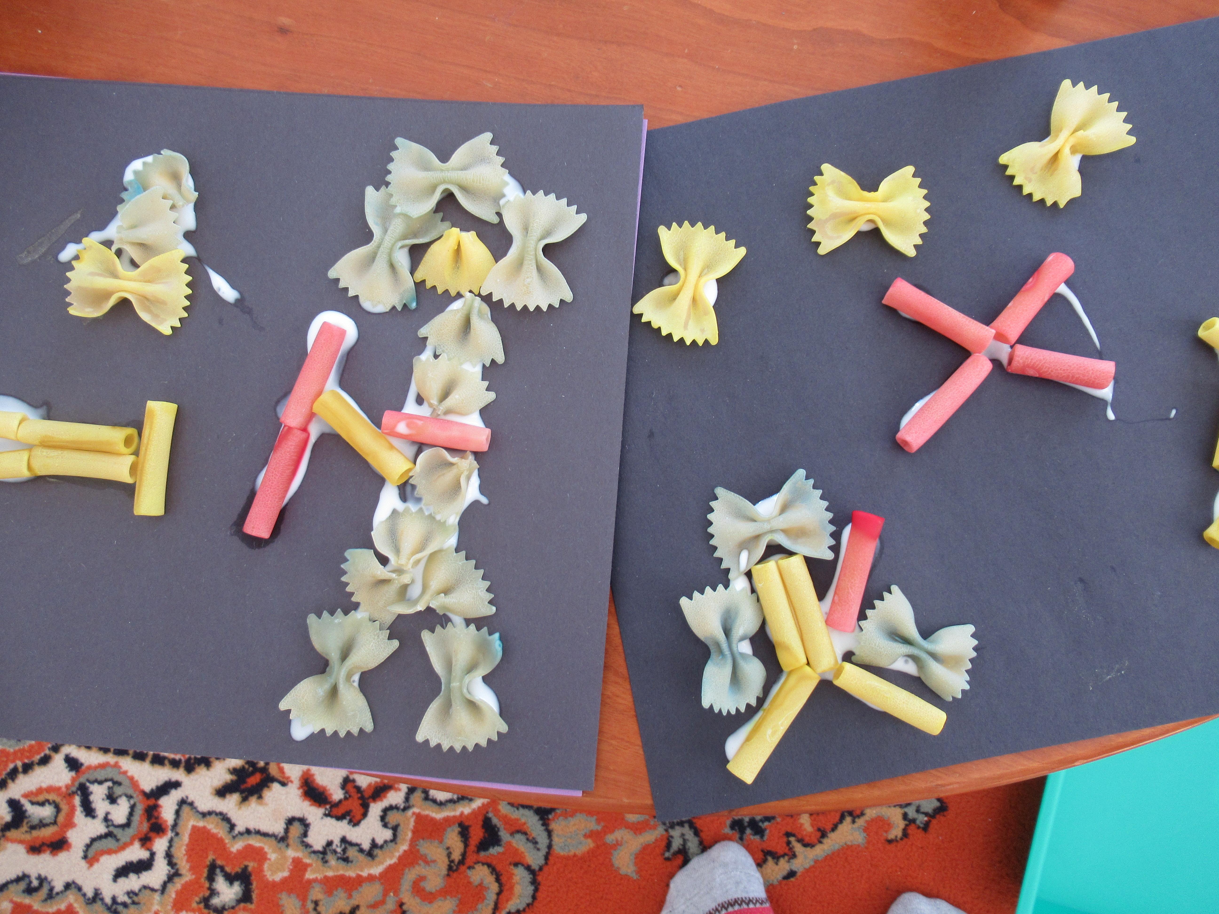 Pasta Art (4)