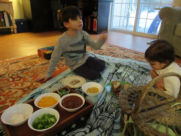Picnic Dinner (2)