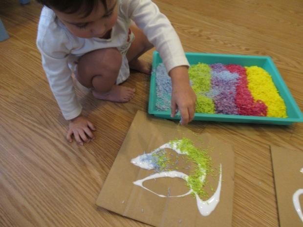 Rice Art (3)