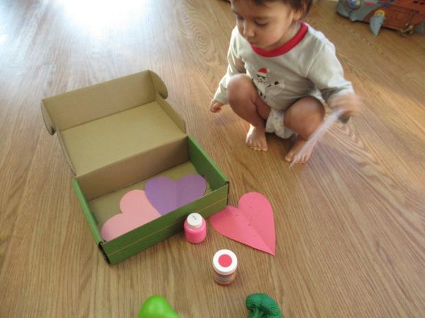 Shaken Painted Hearts (2)