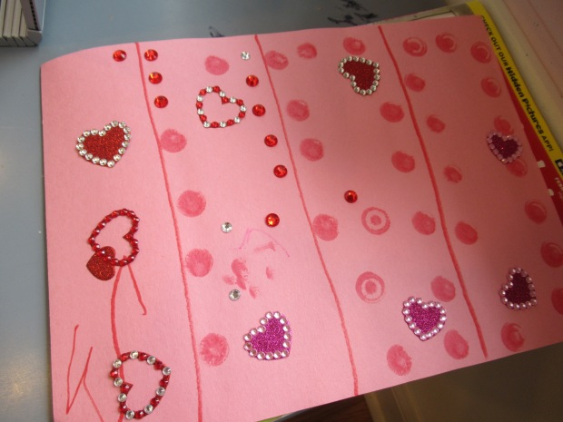 Simple Valentine's Card (6)