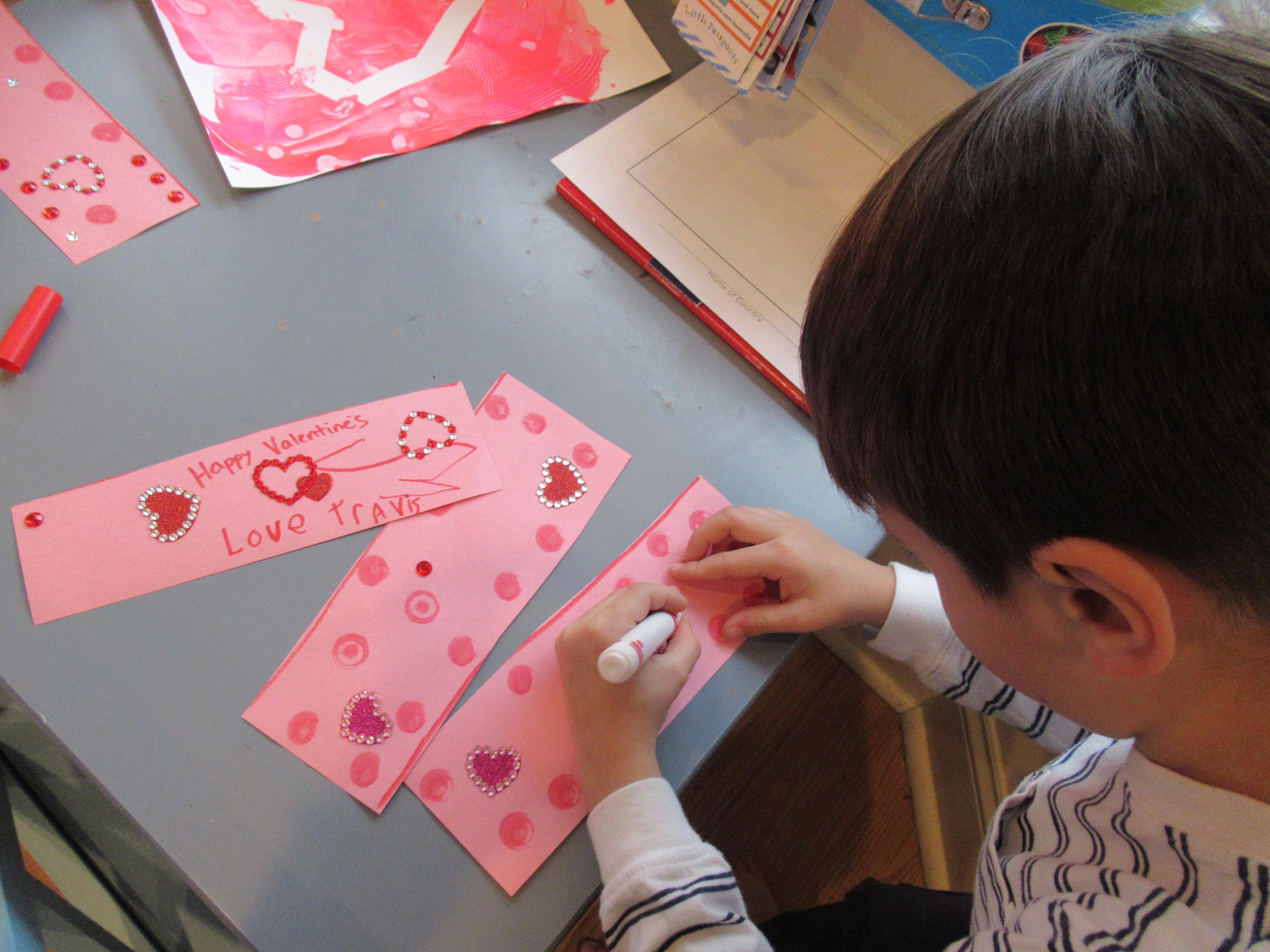 Simple Valentine's Card (8)