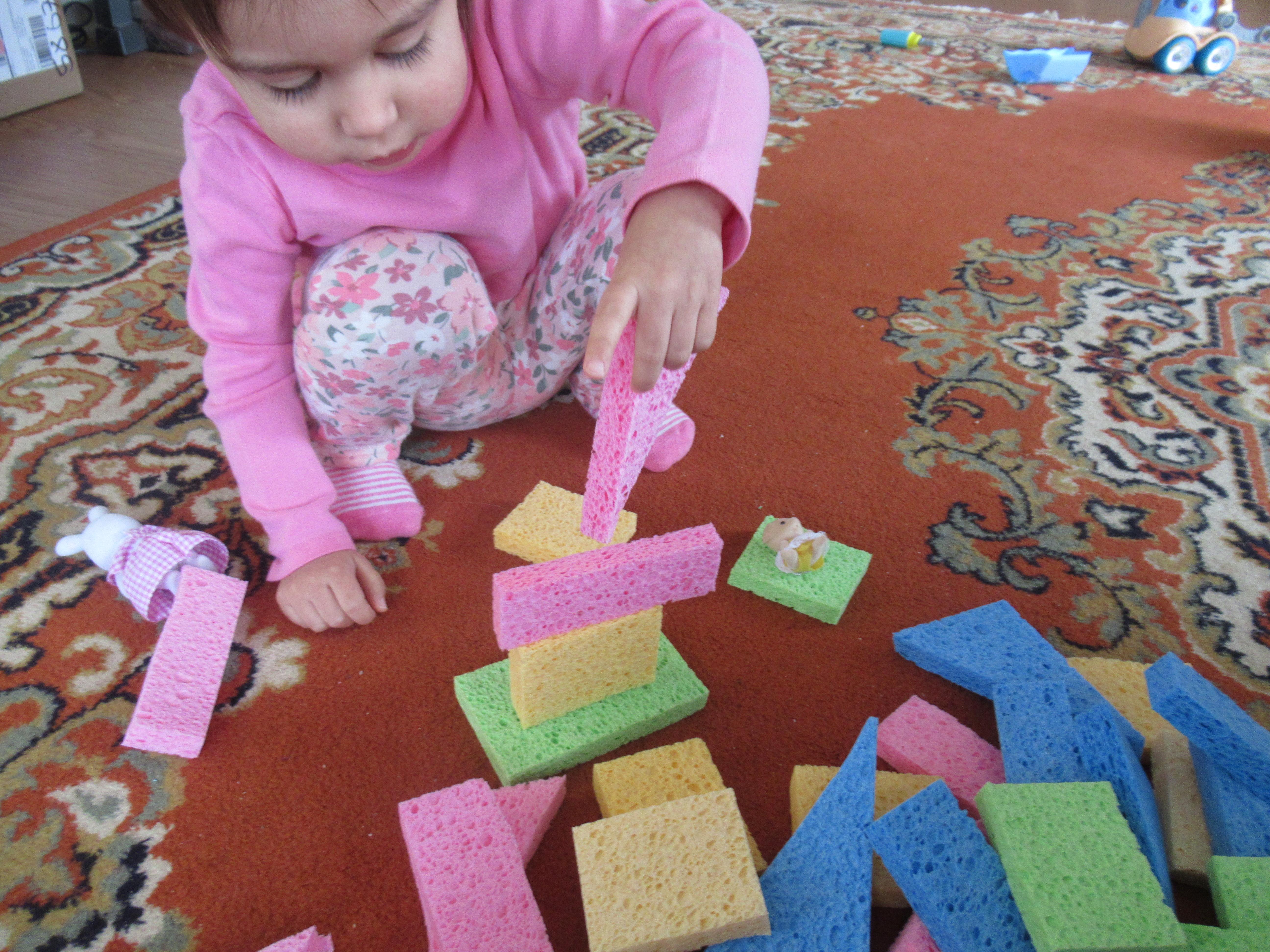 Sponge Blocks (2)