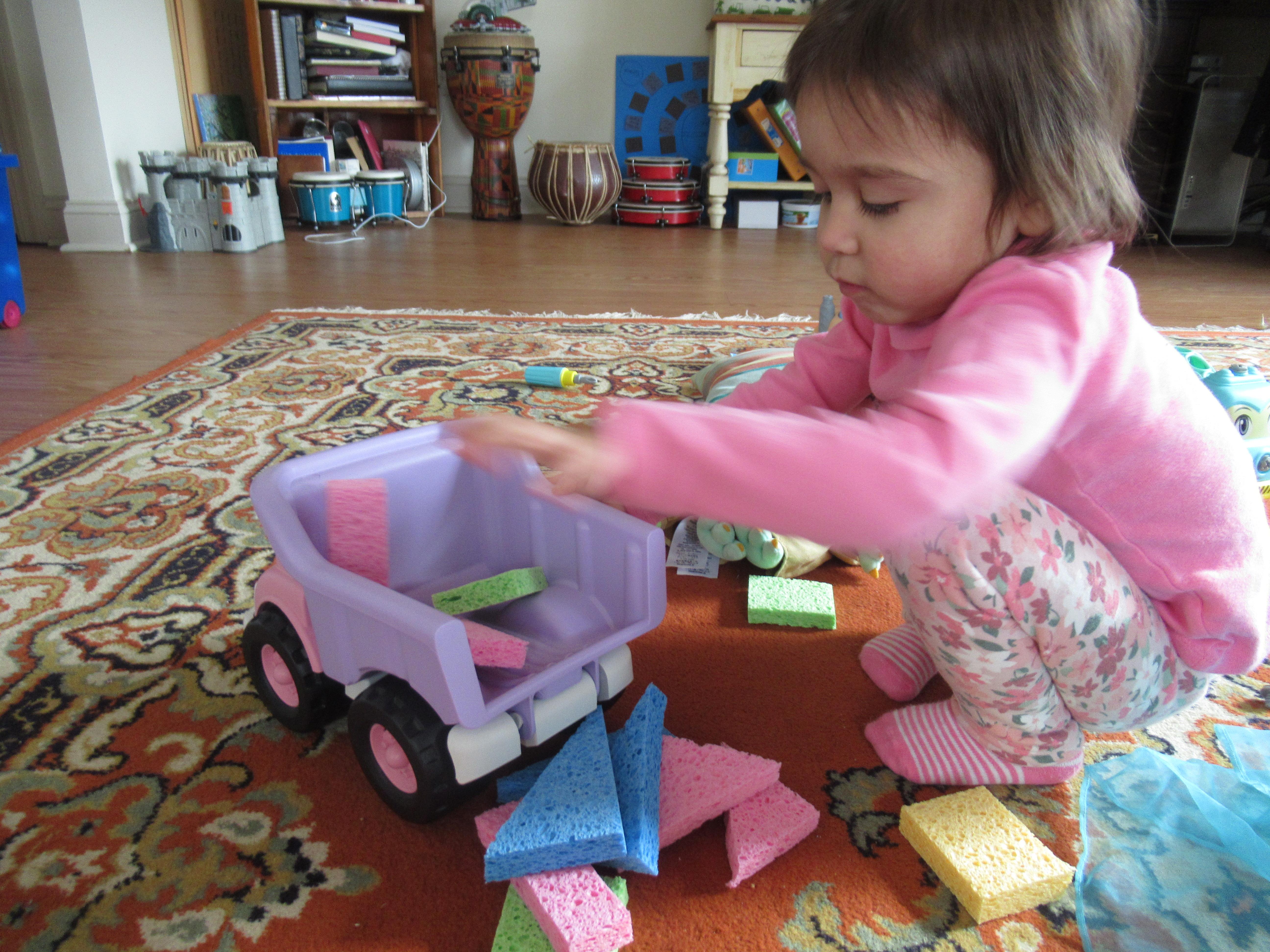Sponge Blocks (4)