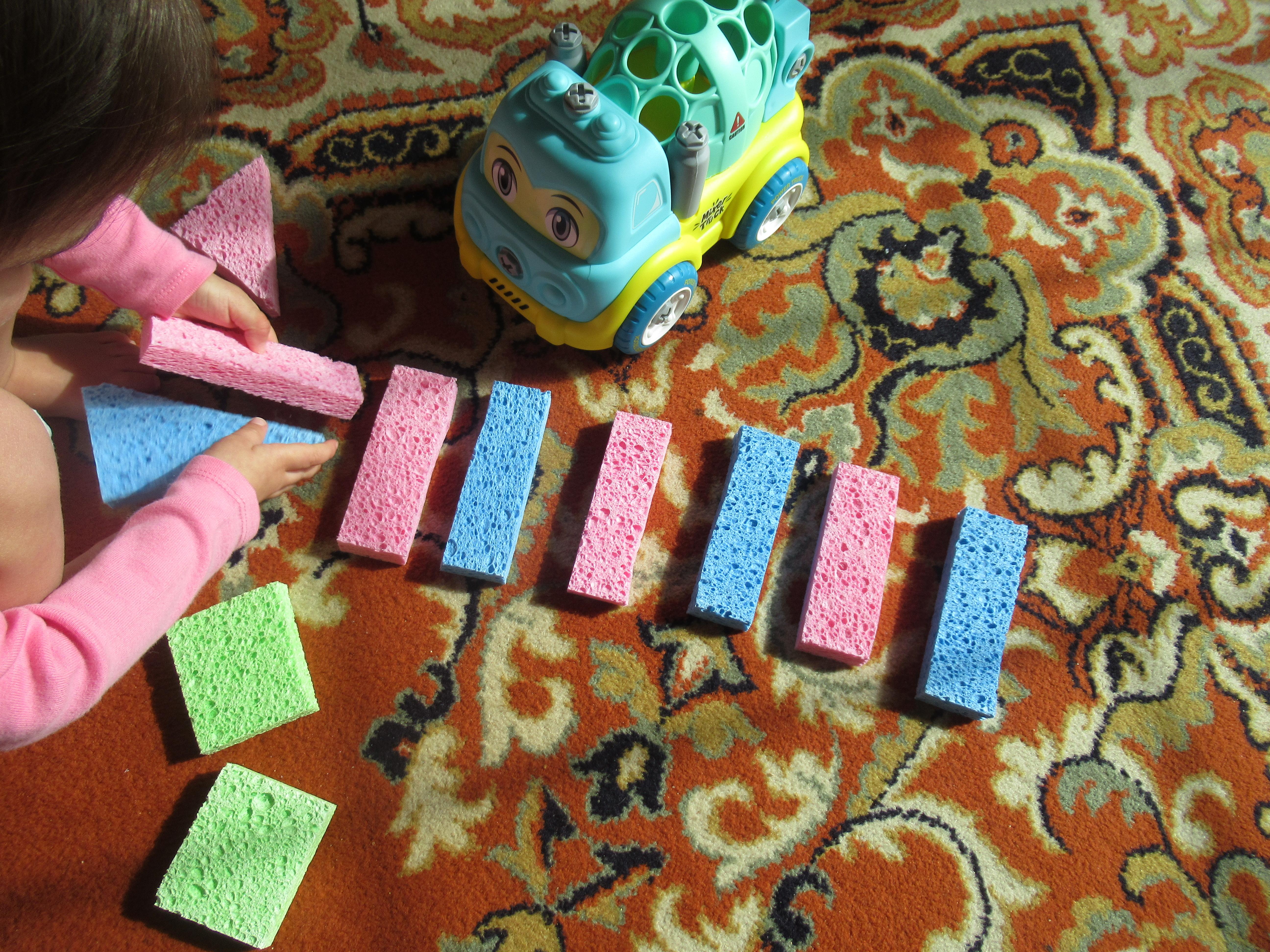 Sponge Blocks (5)