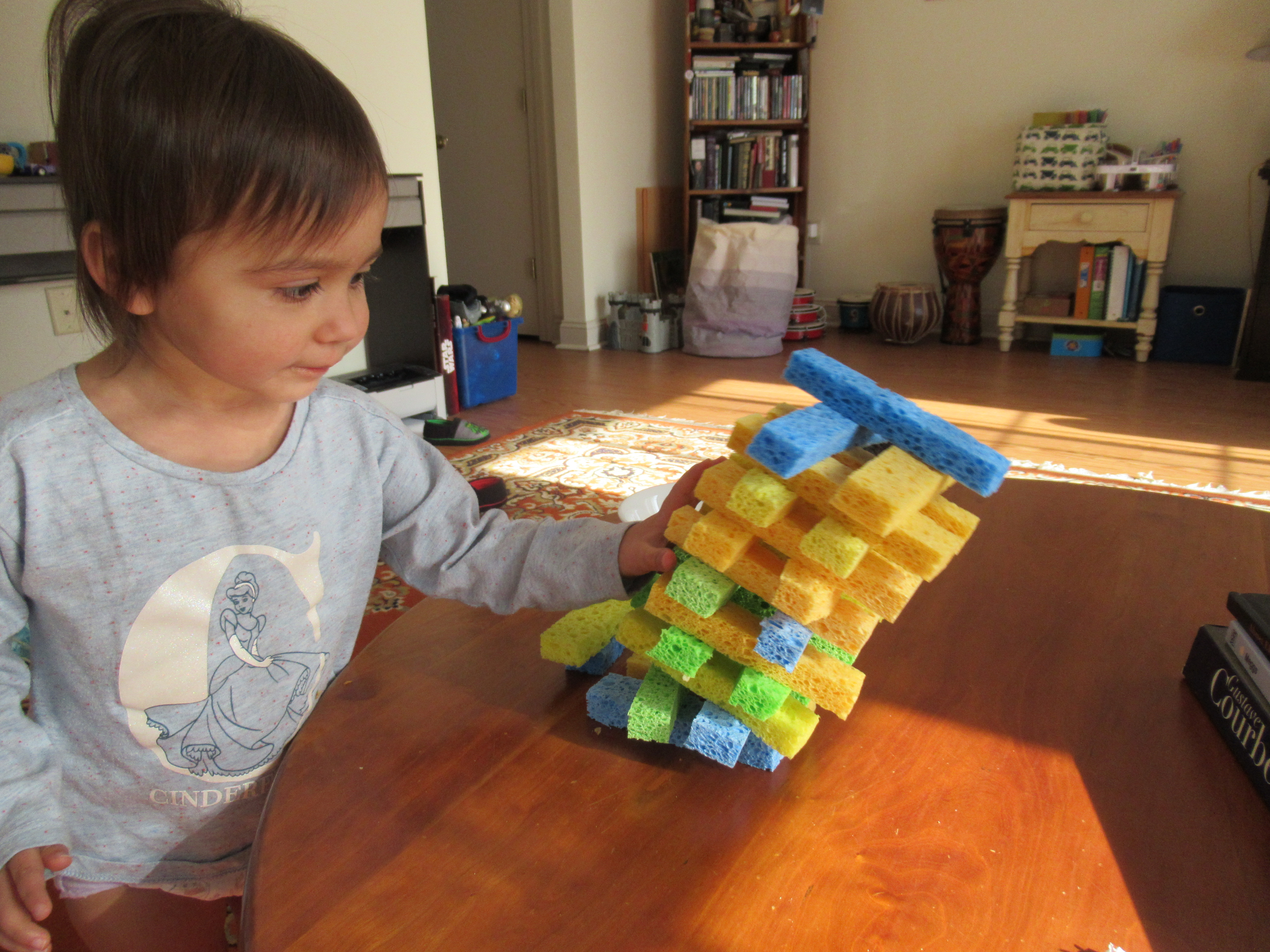 Sponge Towers (4)