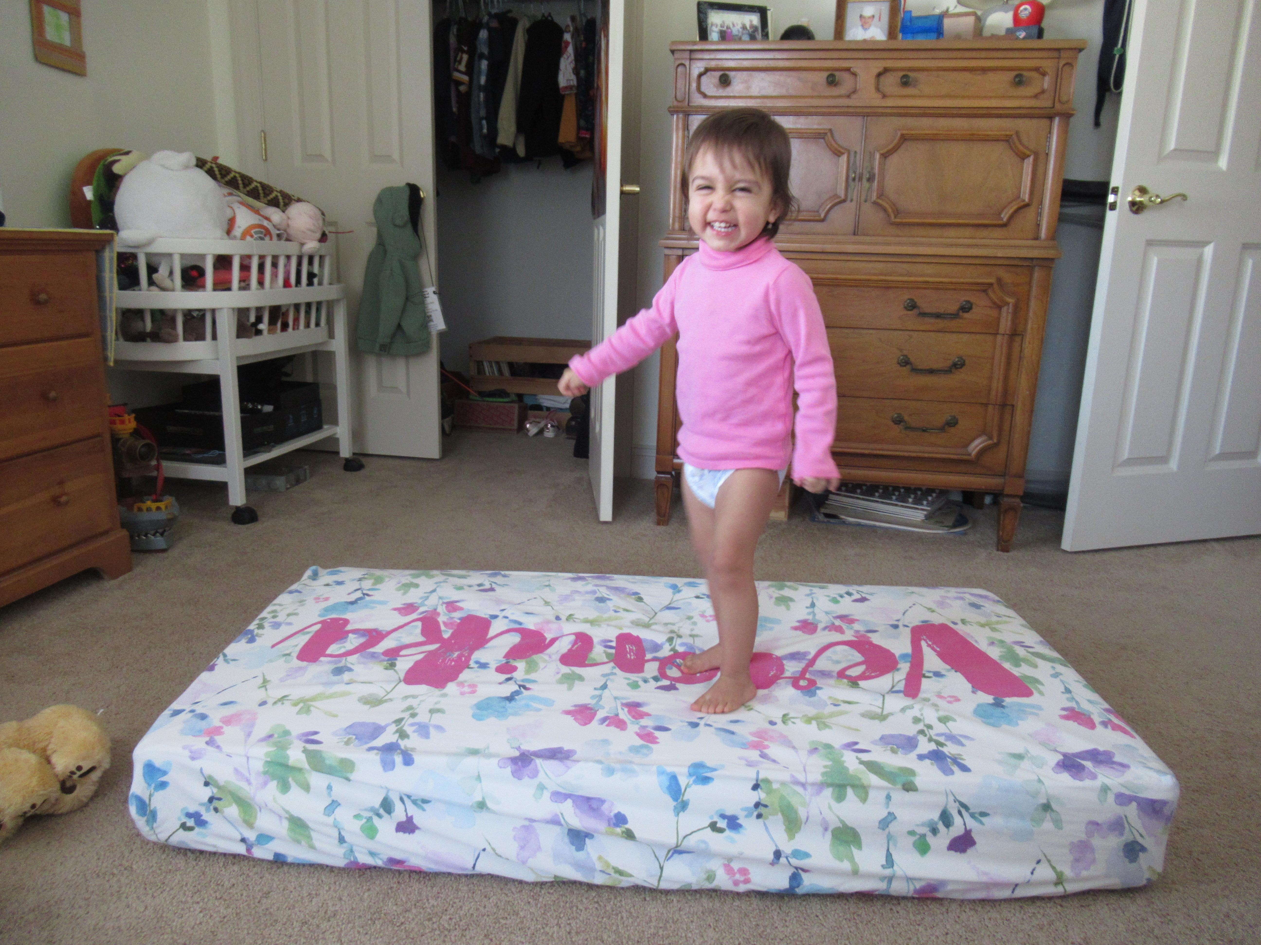 Toddler Trampoline (1)