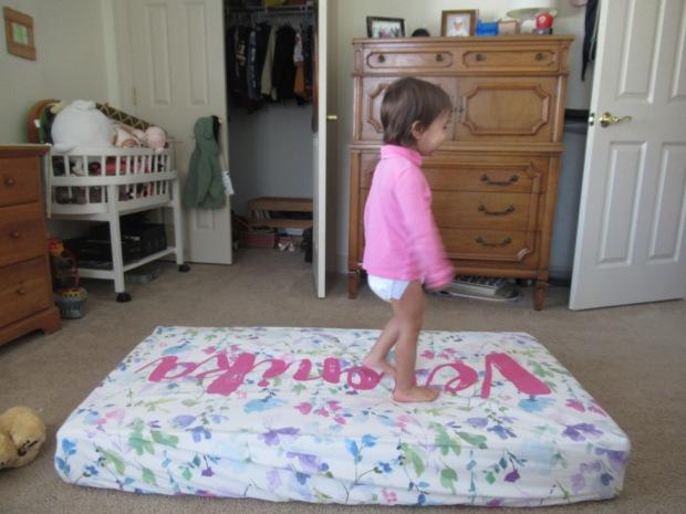 Toddler Trampoline (2)