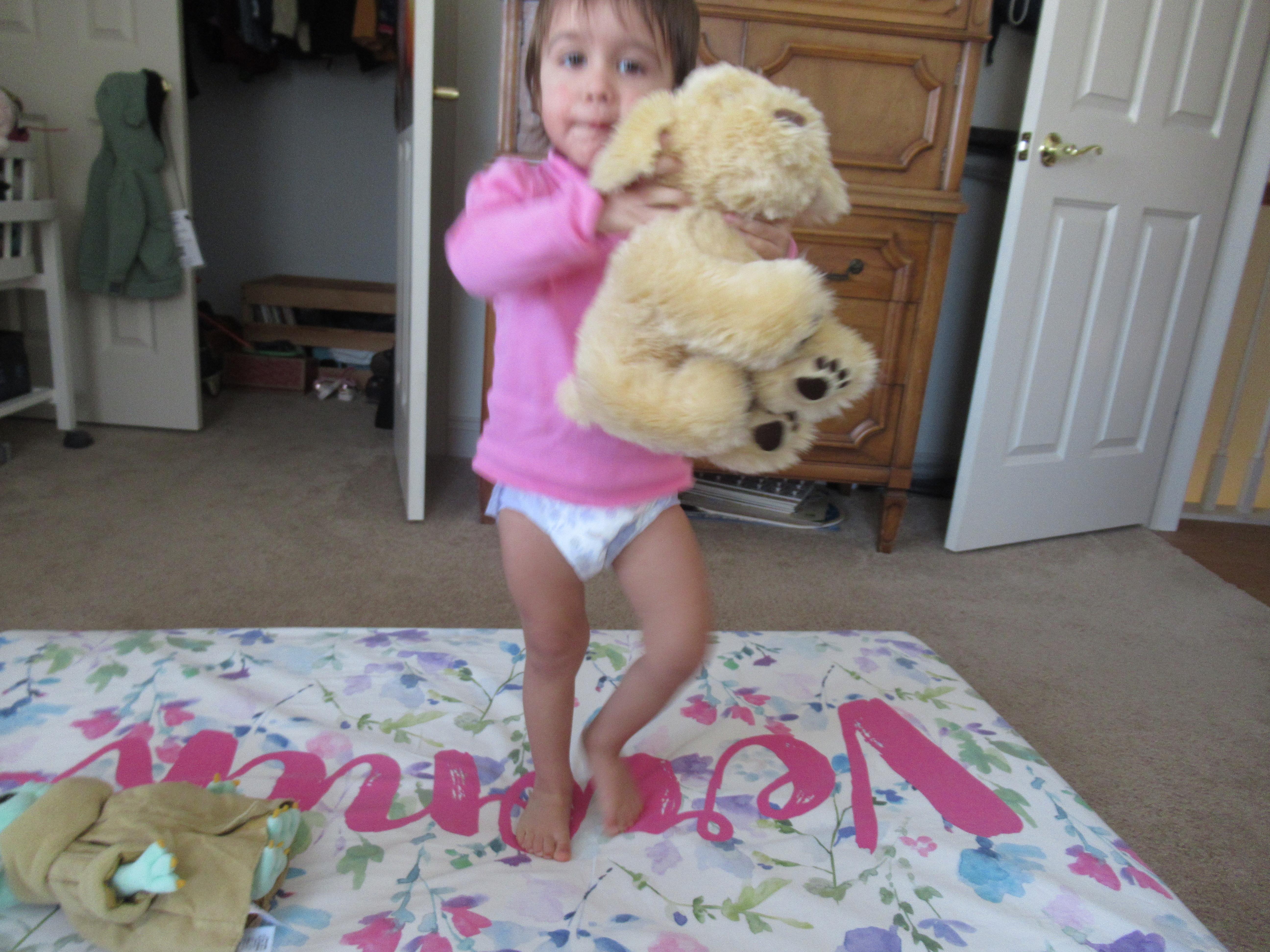 Toddler Trampoline (5)