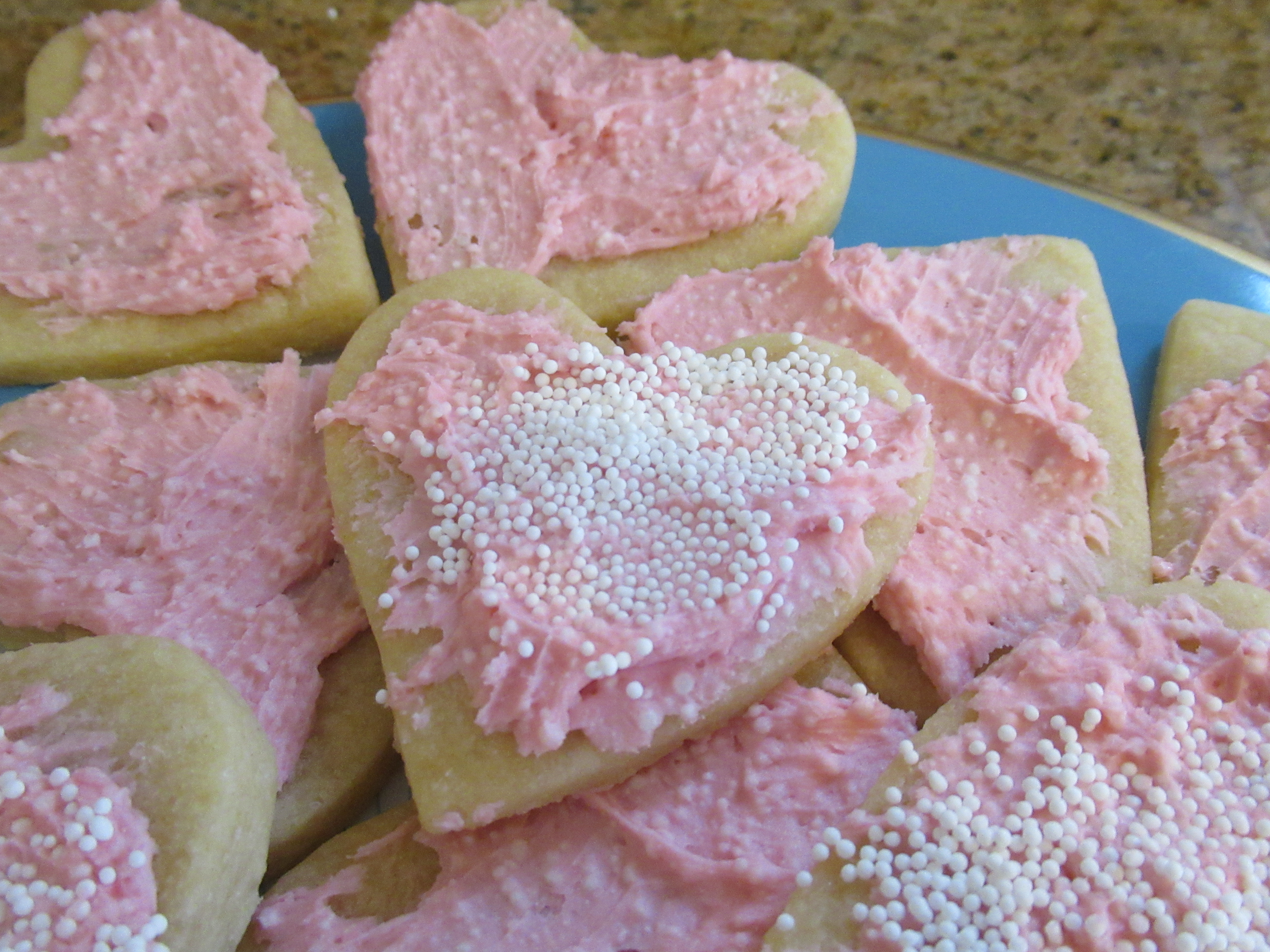 Valentine Cookies (10)