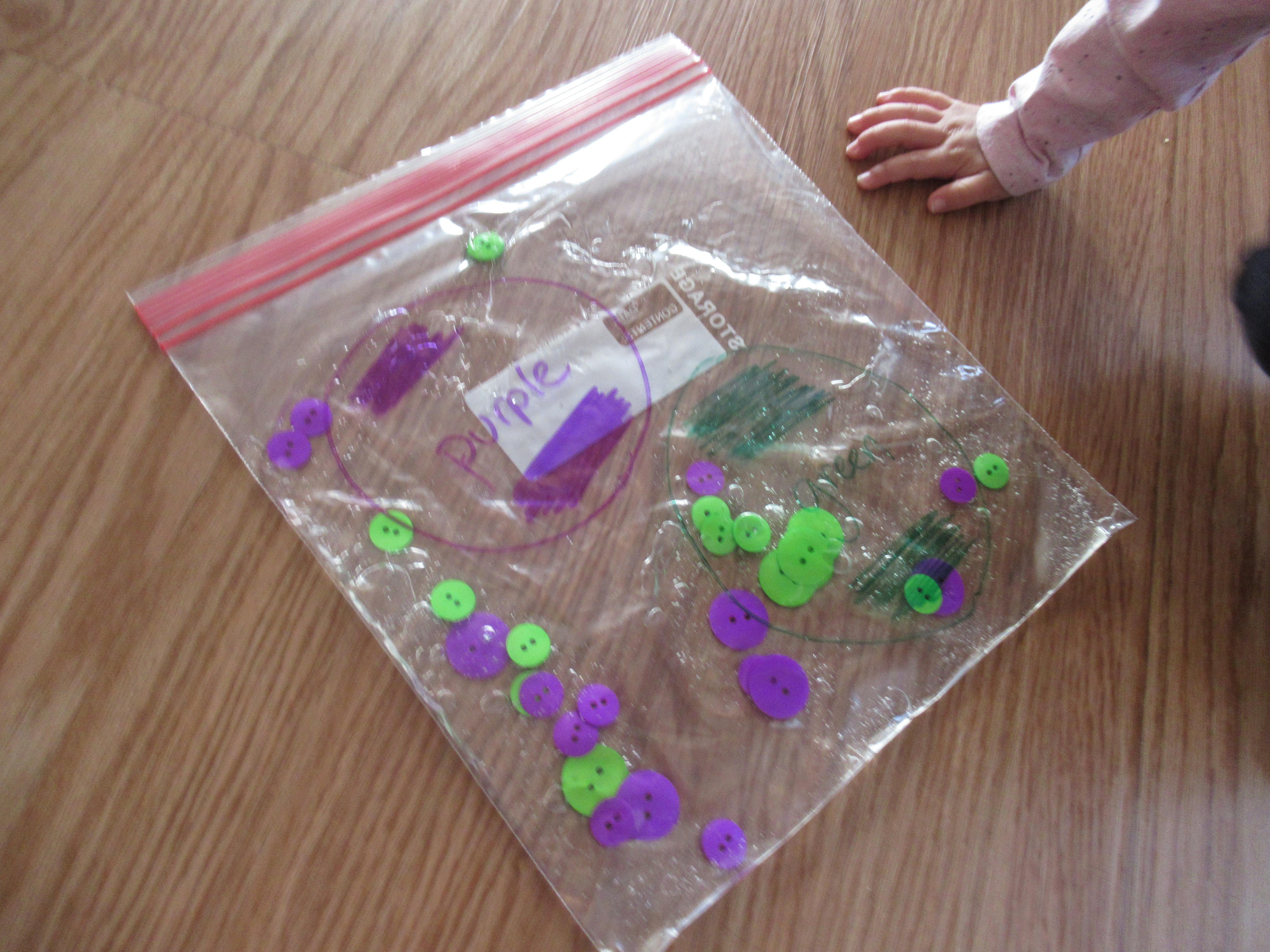 Color Sort Buttons (3)