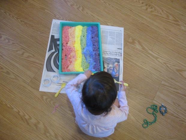 DIY Rainbow Salt (7)