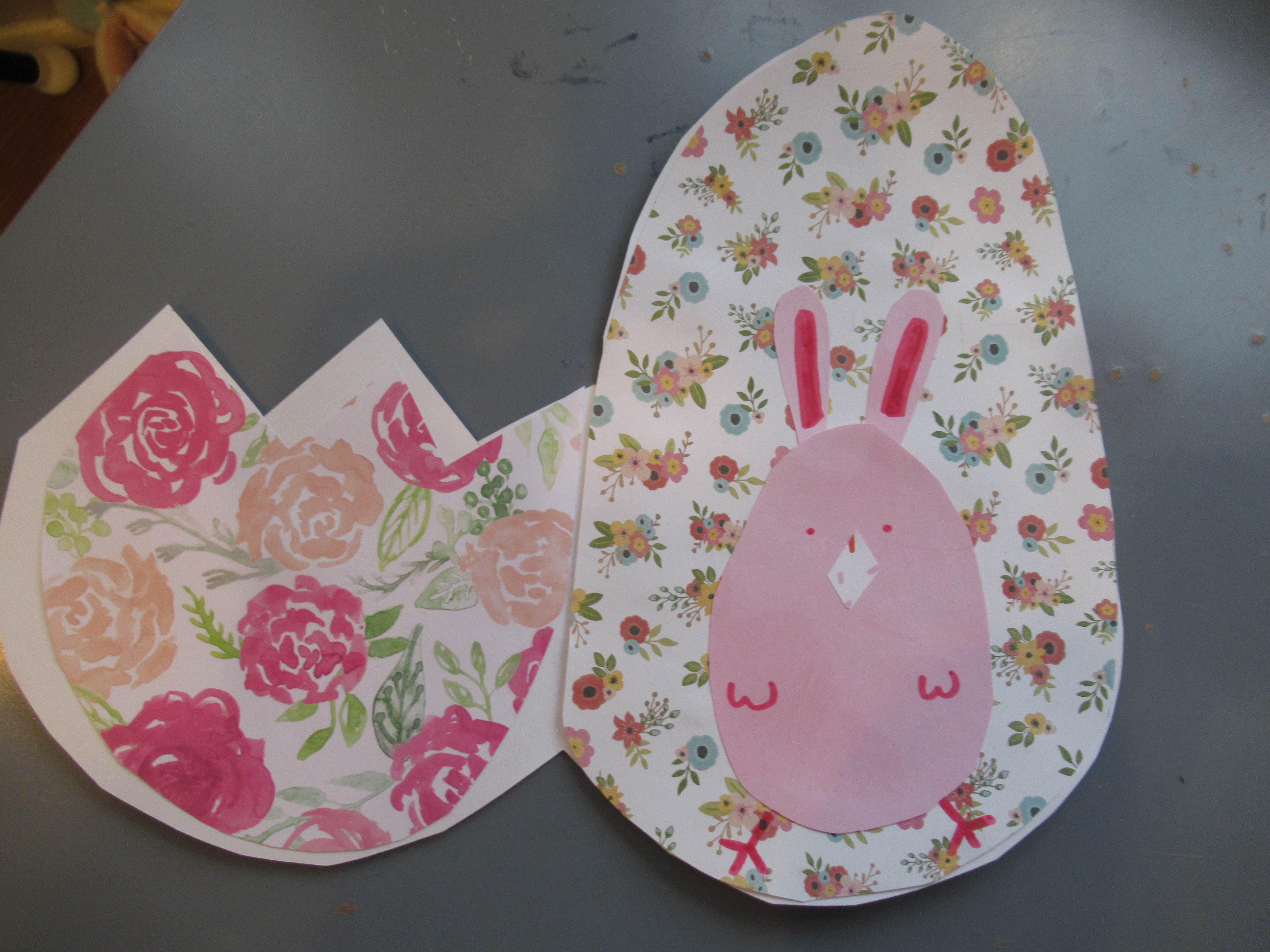 Easter Chick Card (4)