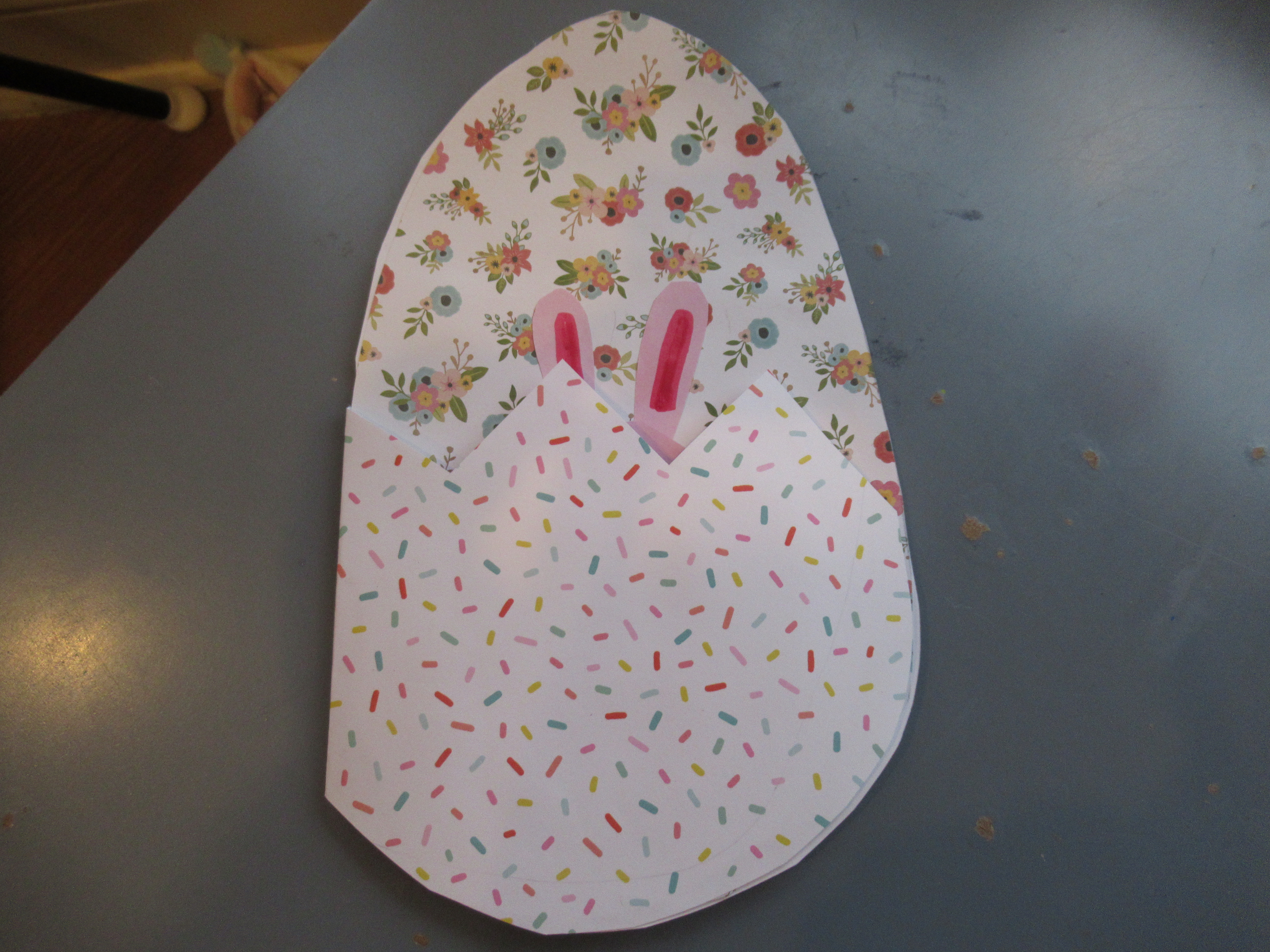 Easter Chick Card (5)
