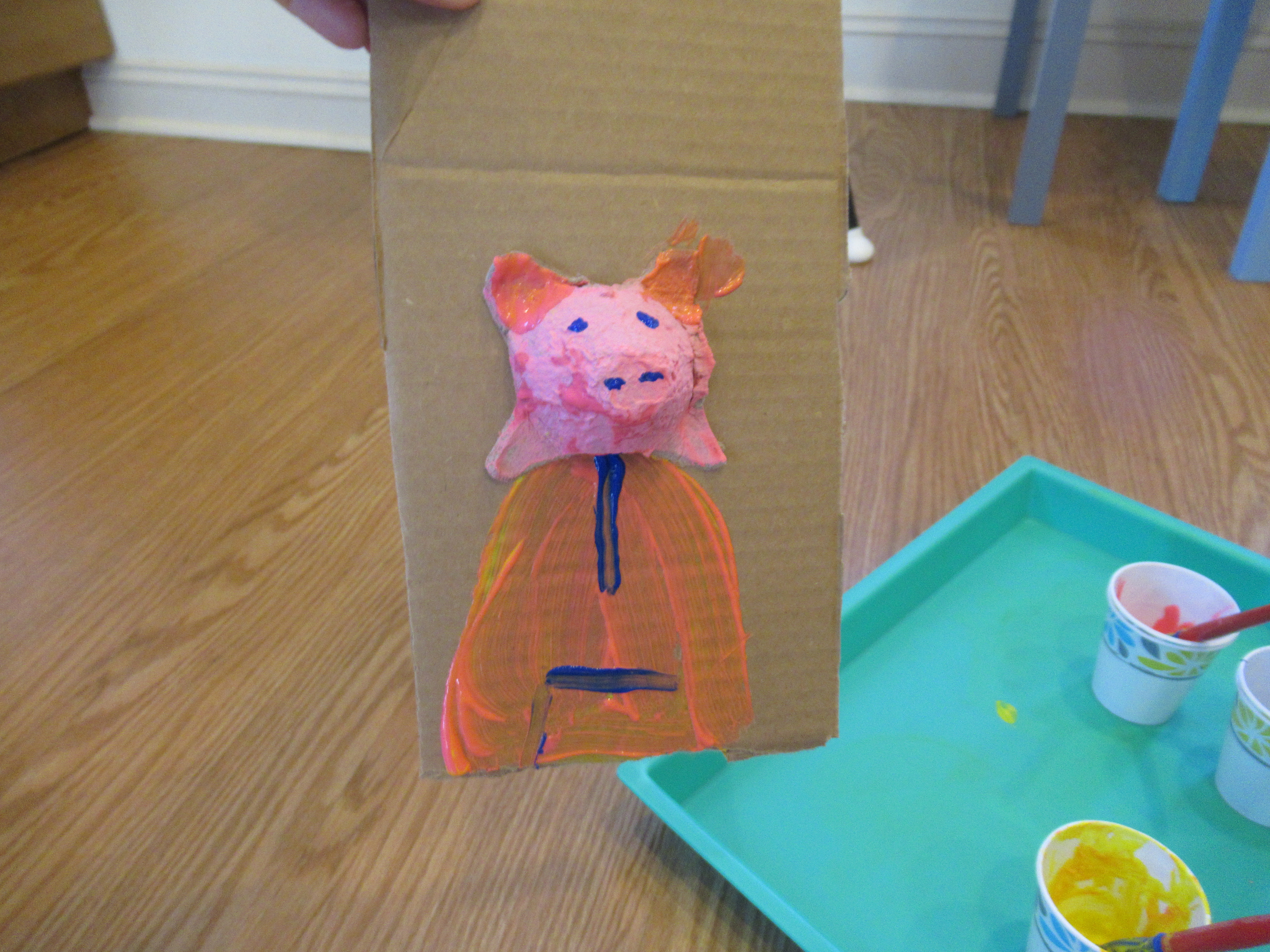 Egg Carton Animals (3)