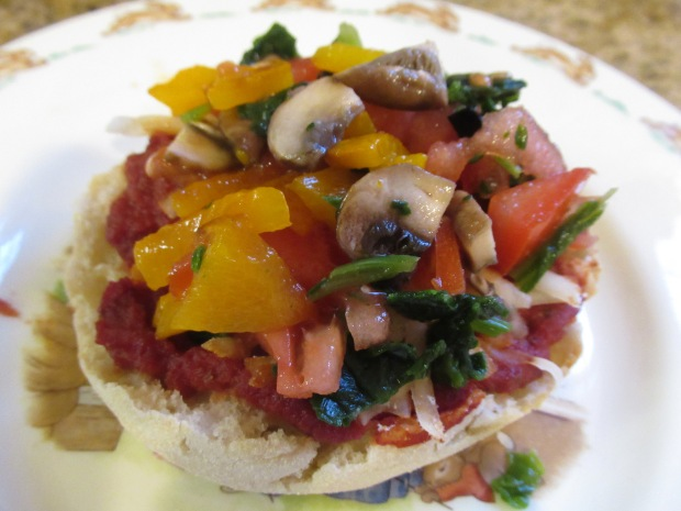 English Muffin Pizzas (3)