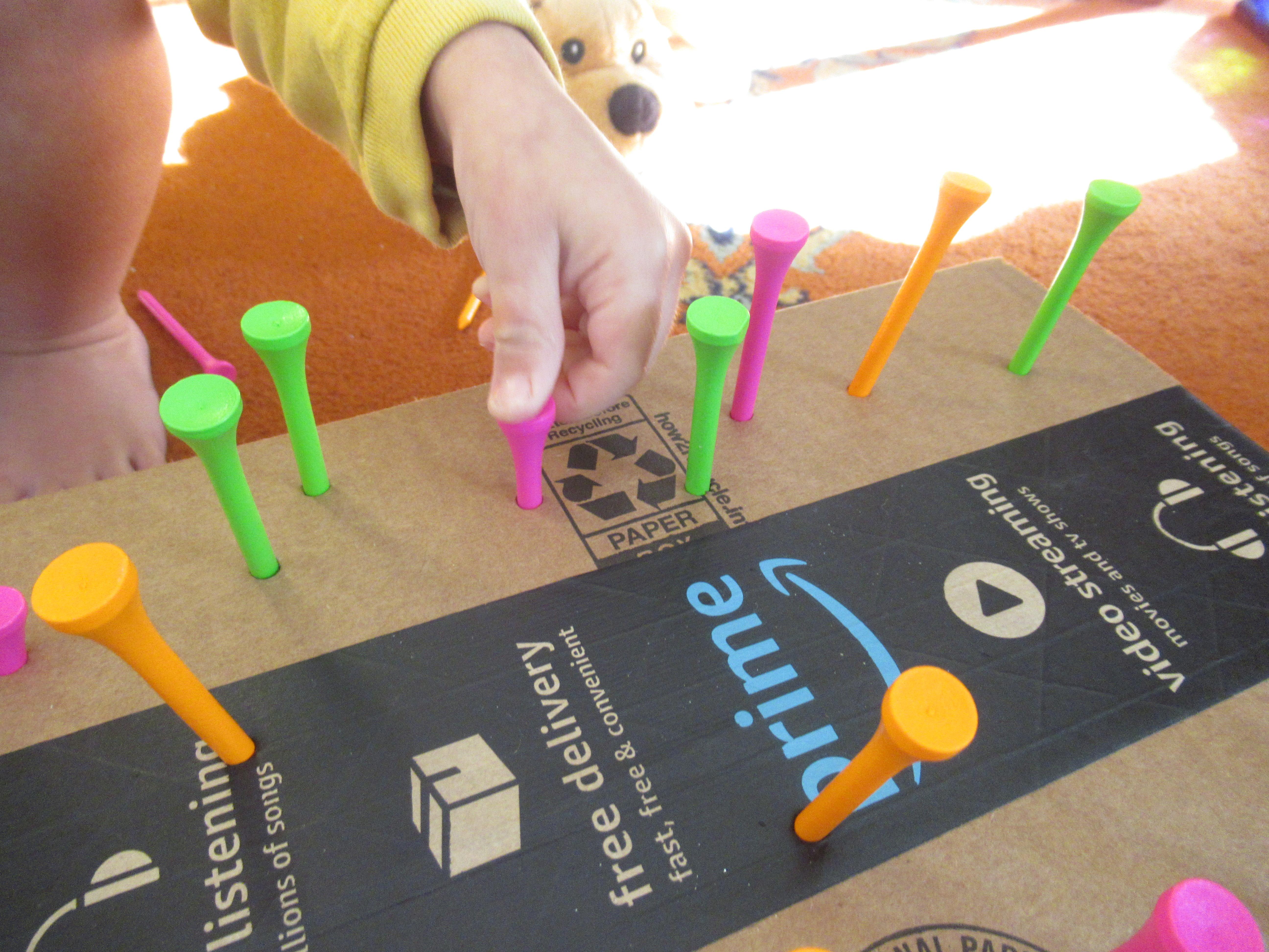 Hammering Tees in Box (4)