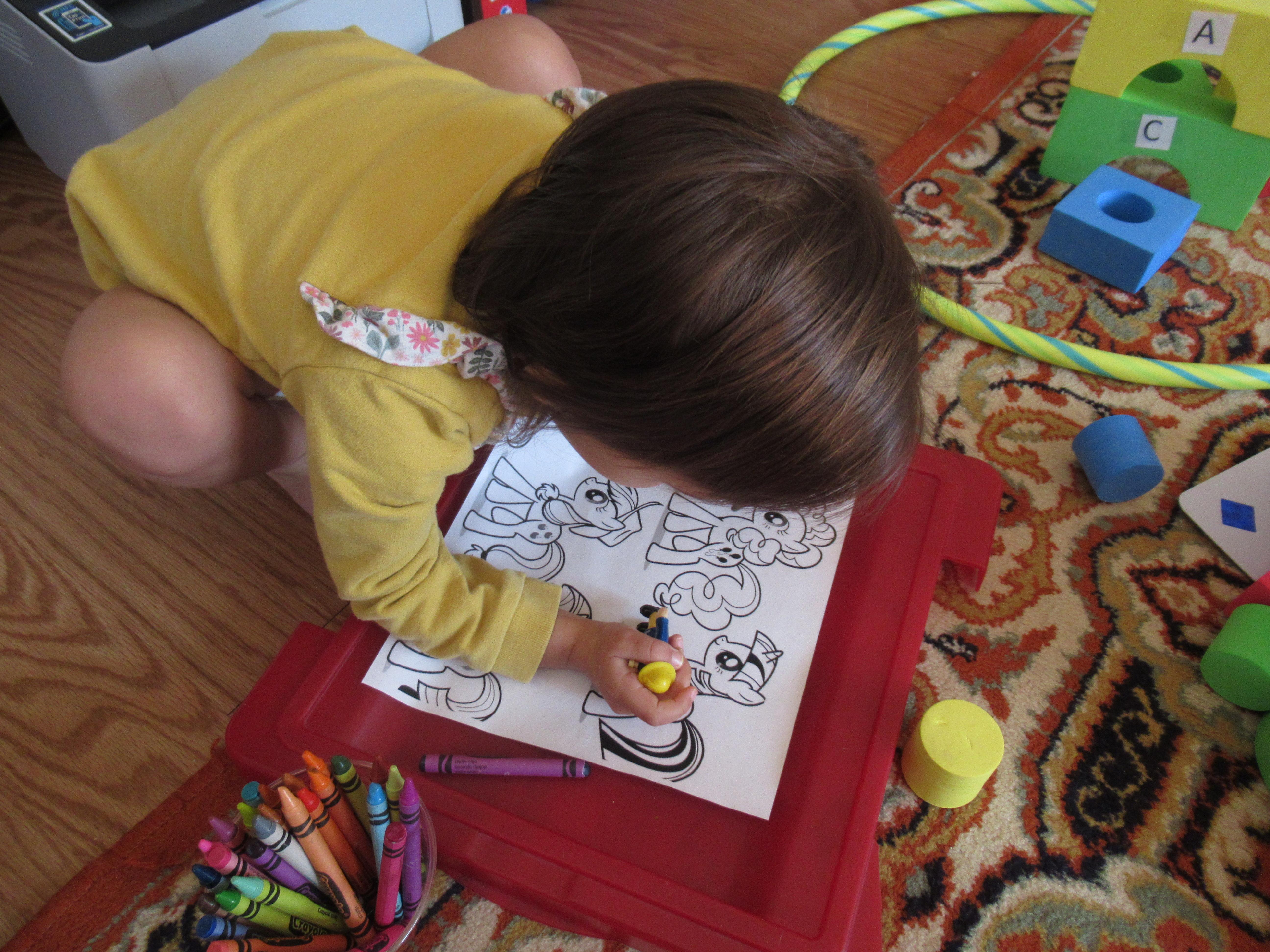 Mini Toddler Olympics (14)