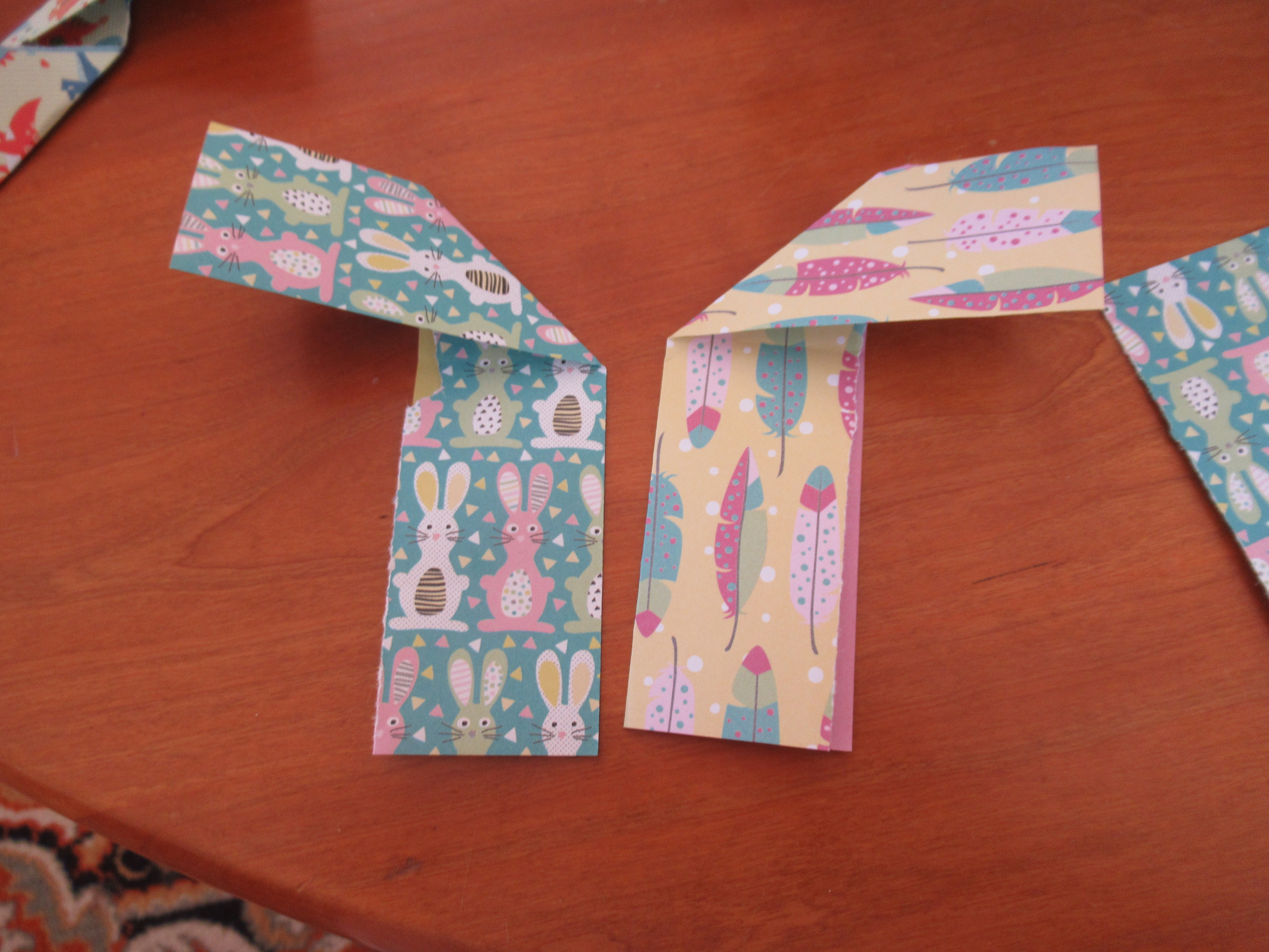 Origami Fidget Spinner (2)