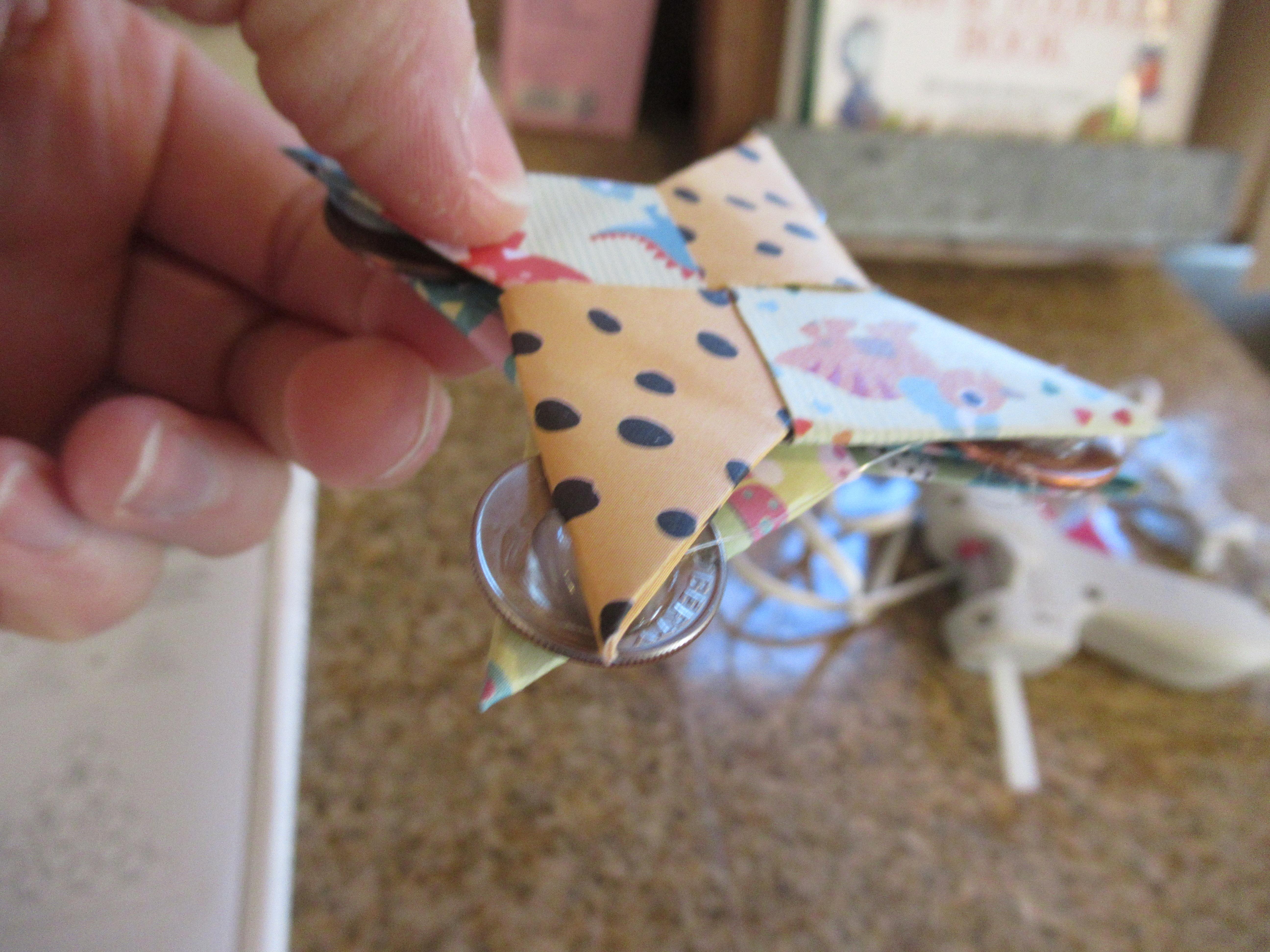 Origami Fidget Spinner (6)