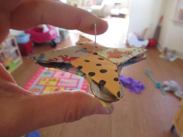Origami Fidget Spinner (8)